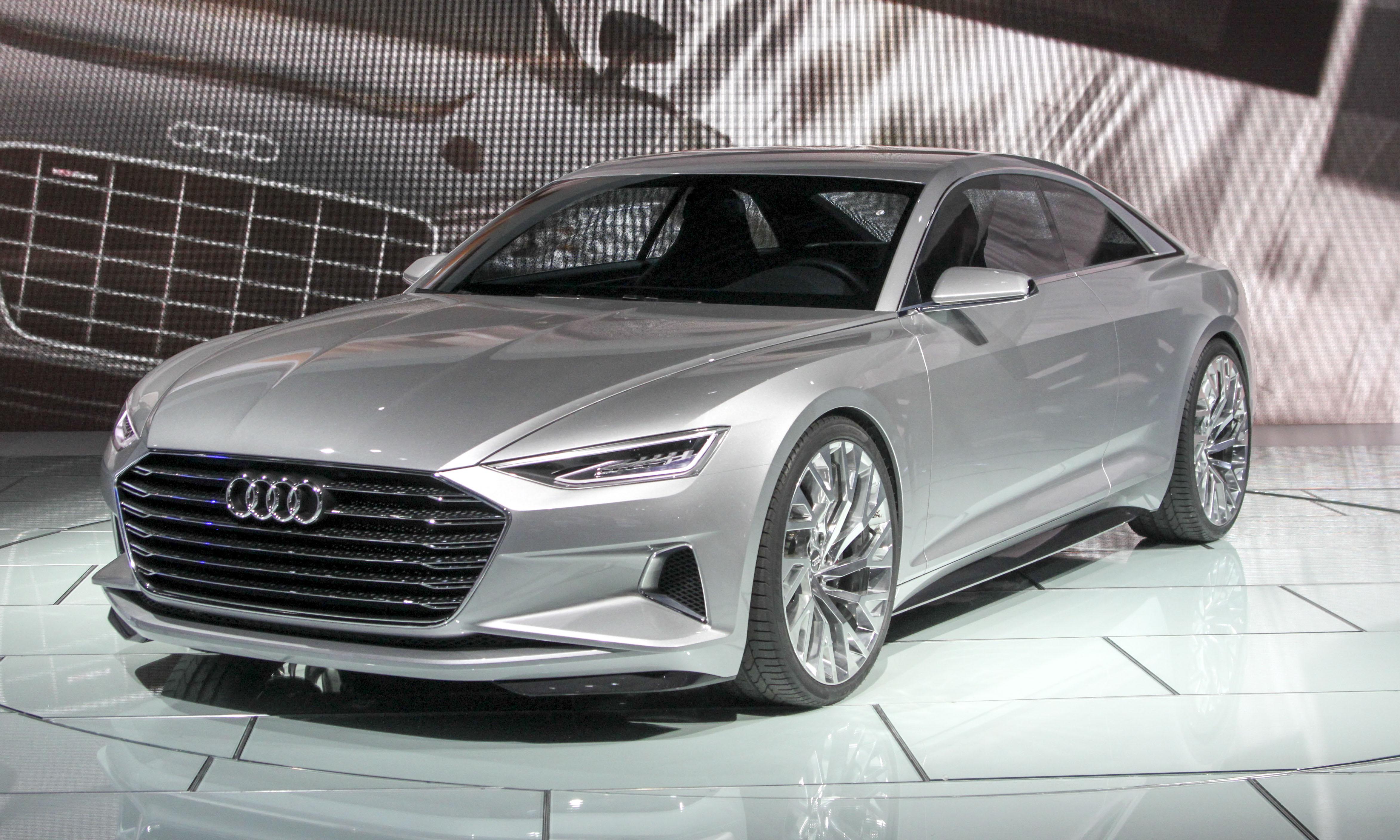 Audi Concept Ca... Audi Concept Cars 2015