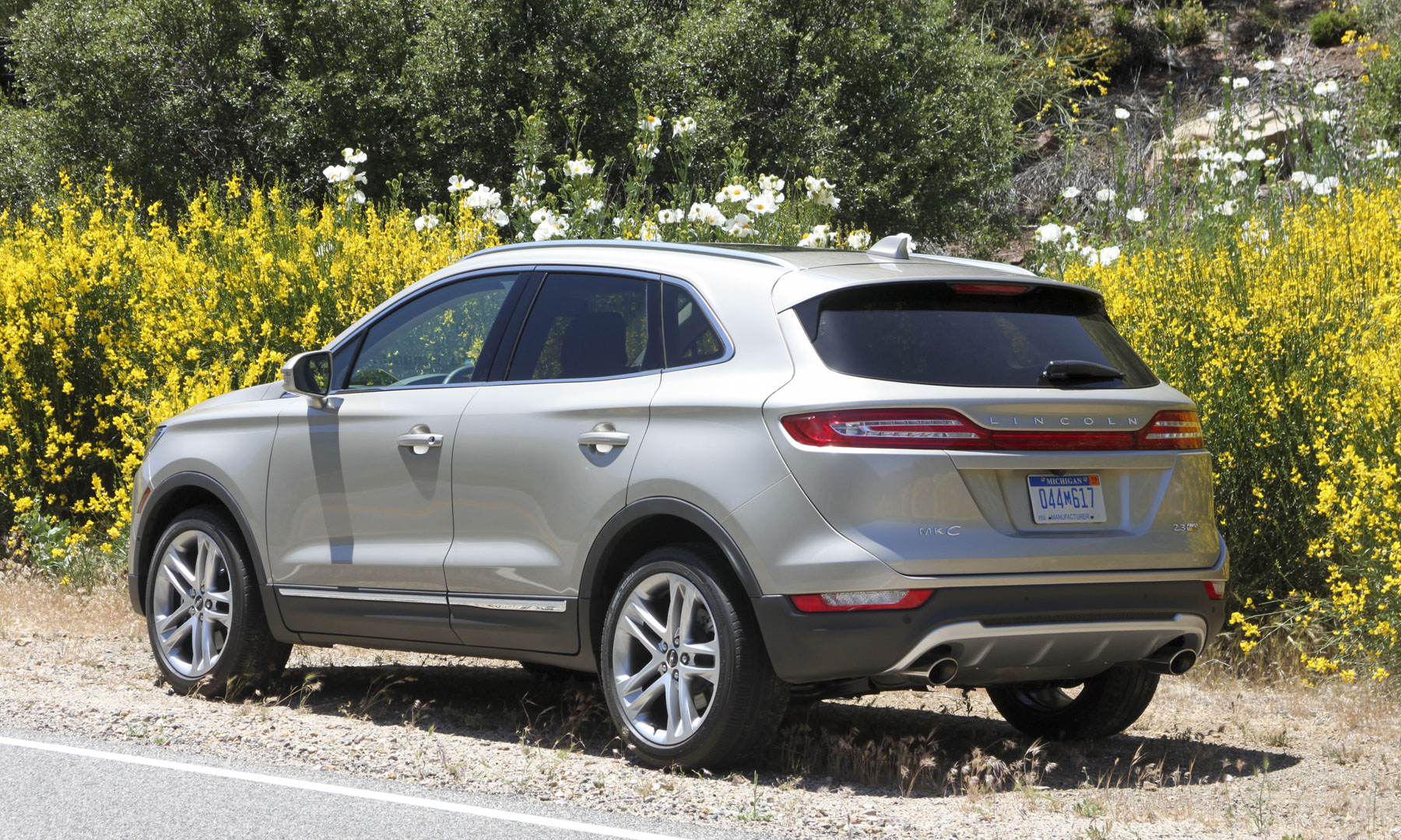 2015 Lincoln MKC: Review | Automotive Content Experience