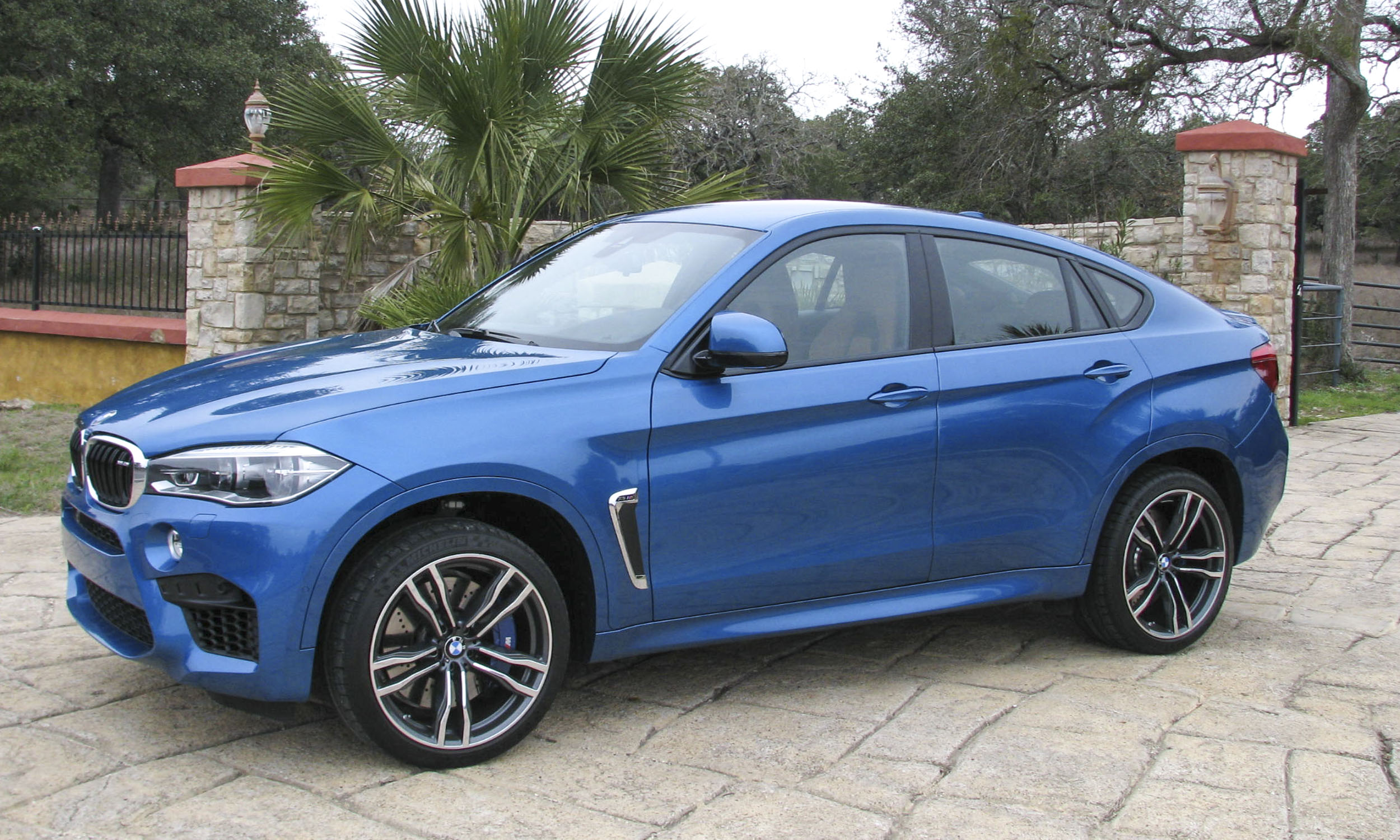 2015 Bmw X6 M Review Automotive Content Experience