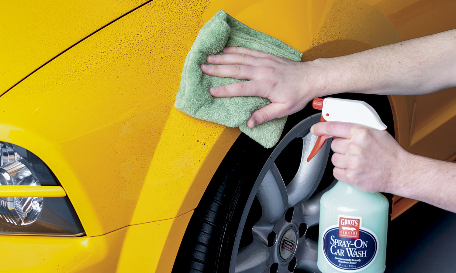 Wash Your Car Like A Pro Automotive Content Experience