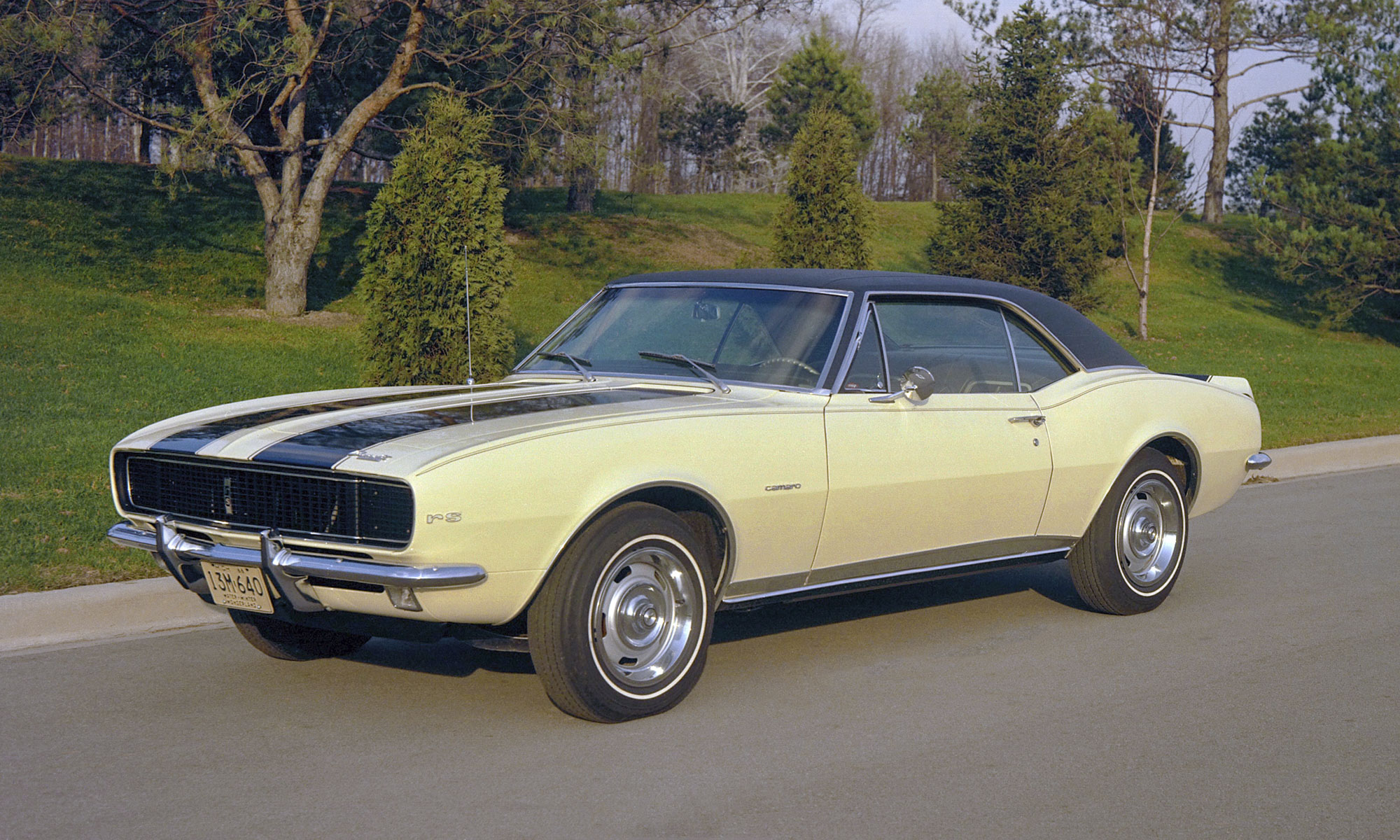Cheap Muscle Cars For Sale >> Chevrolet Camaro: A Brief History | Automotive Content Experience