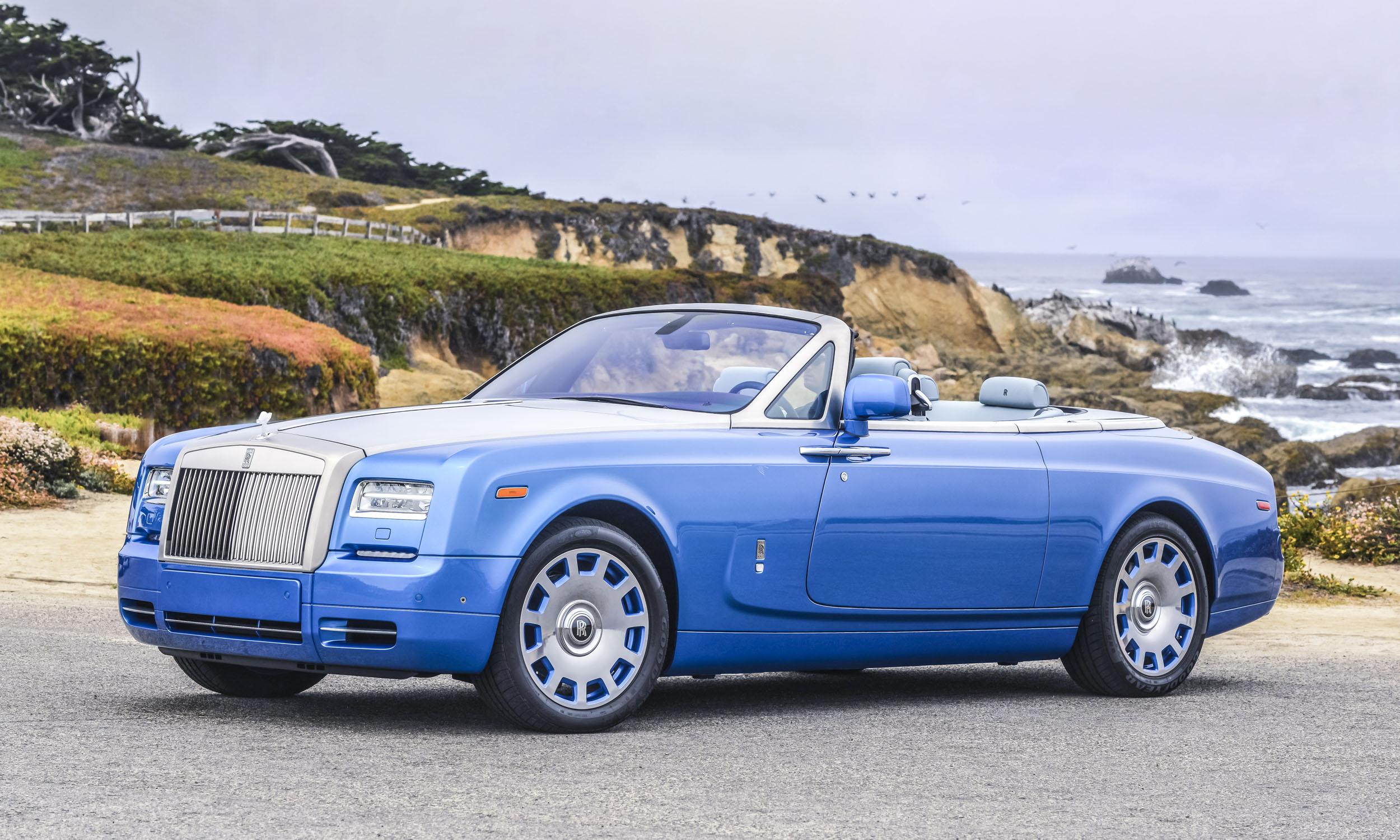 © Rolls-Royce Motor Cars Ltd