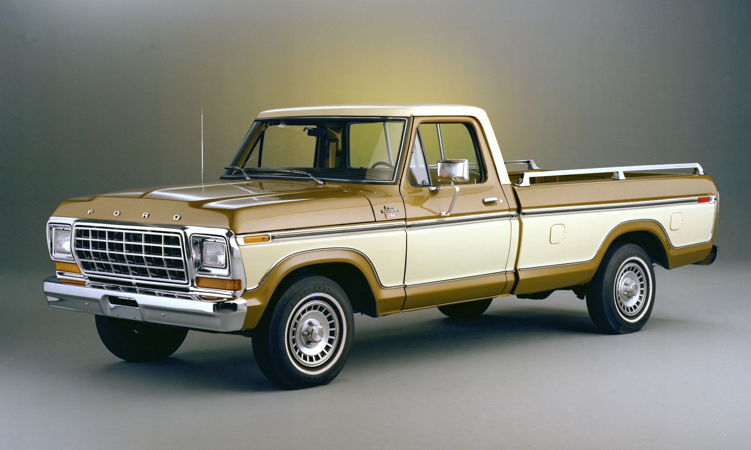 Ford F Series A Brief History Automotive Content Experience