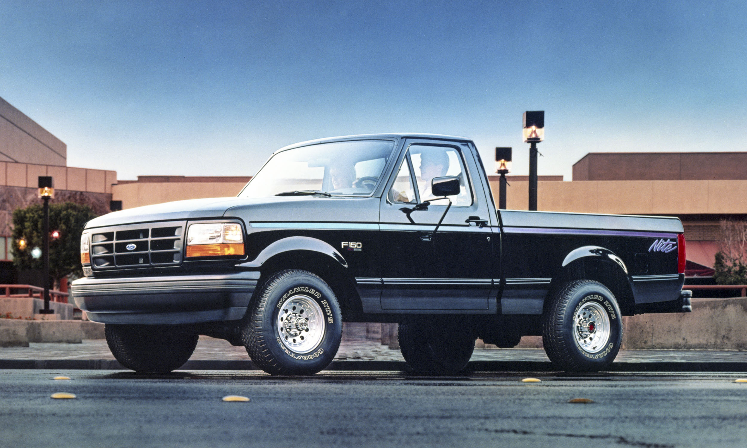 1993 Ford F150 Lightning Ford F-Series: A Brief History | Automotive Content Experience
