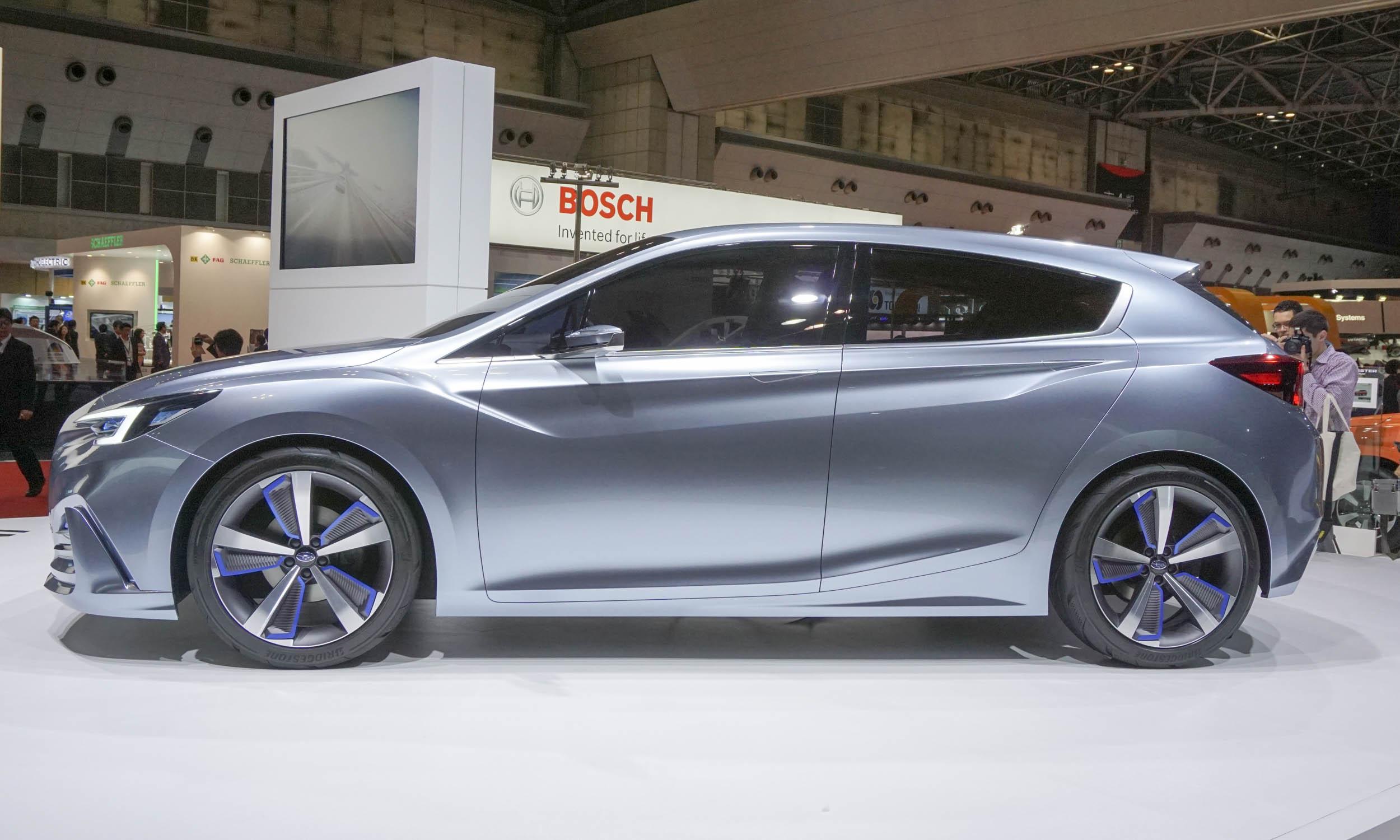 2015 Tokyo Motor Show: Subaru Impreza, Viziv Concepts ...