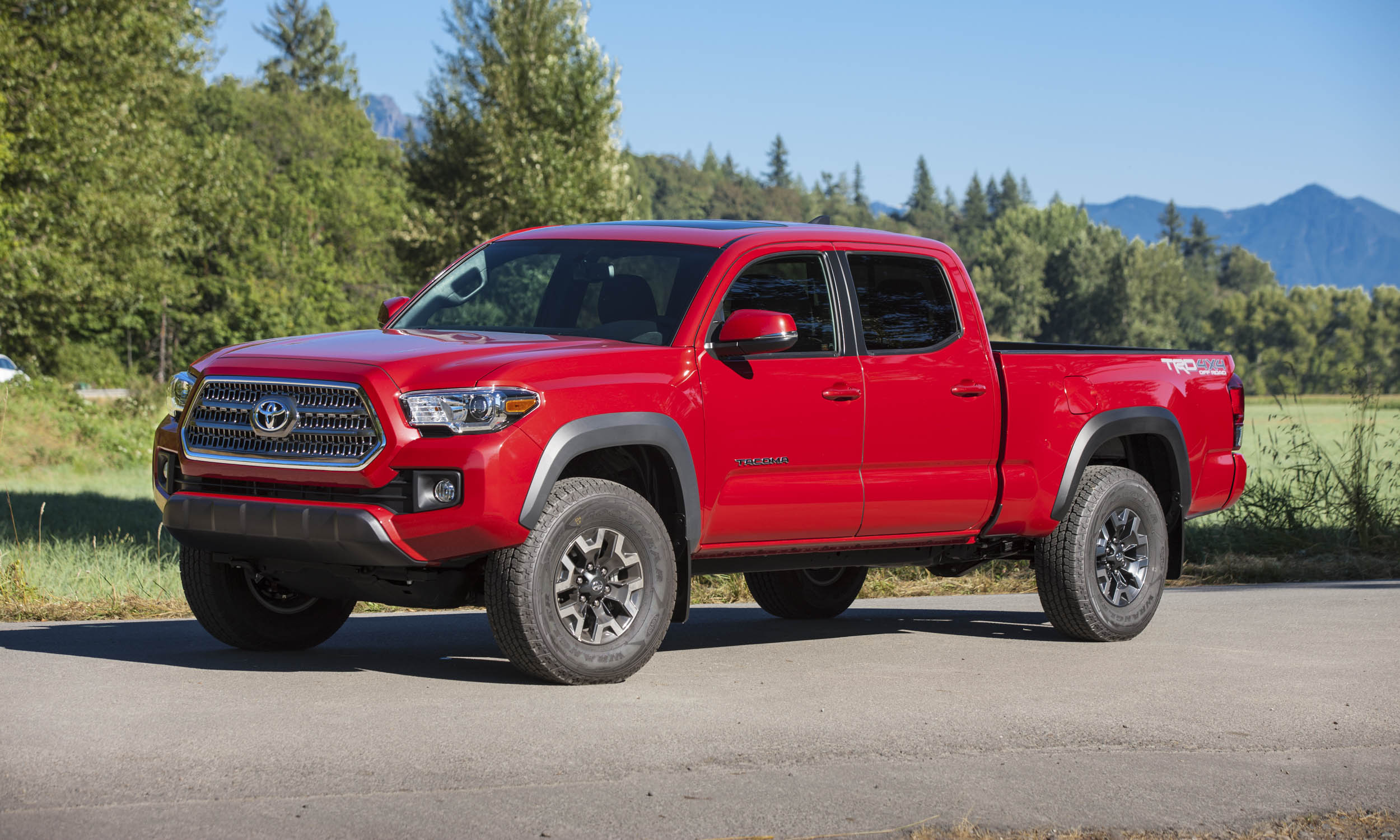 2016 toyota tacoma first drive review automotive content experience. Black Bedroom Furniture Sets. Home Design Ideas
