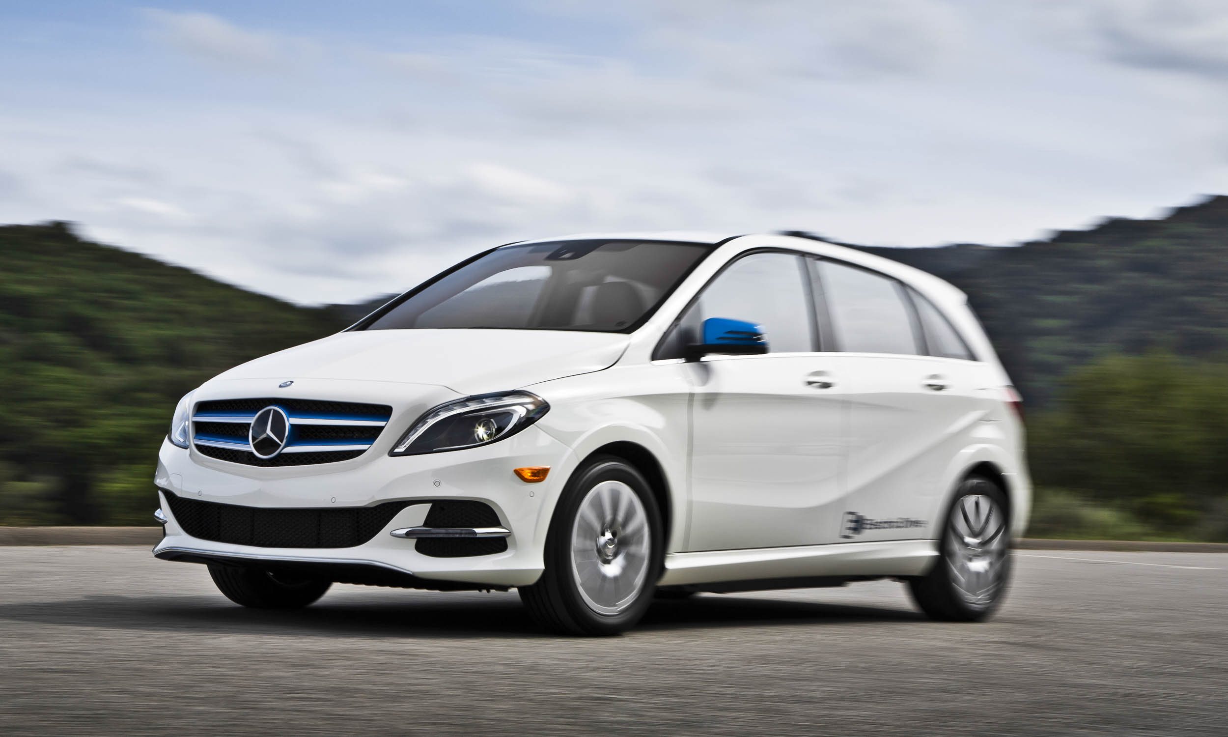 Most fuel efficient cars you can buy automotive content for Mercedes benz b250e