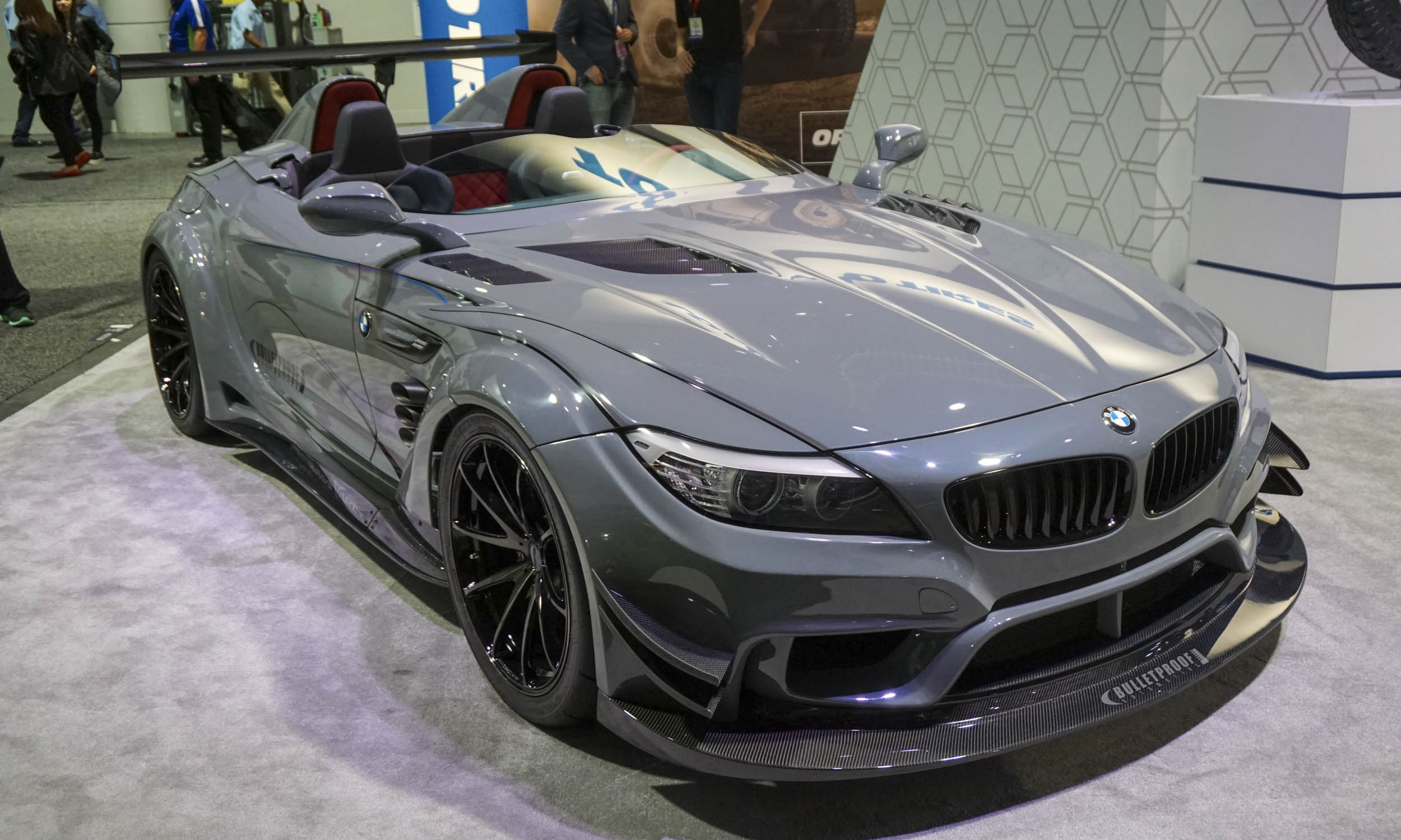 Sema 2015 Extreme Everyday Cars Automotive Content