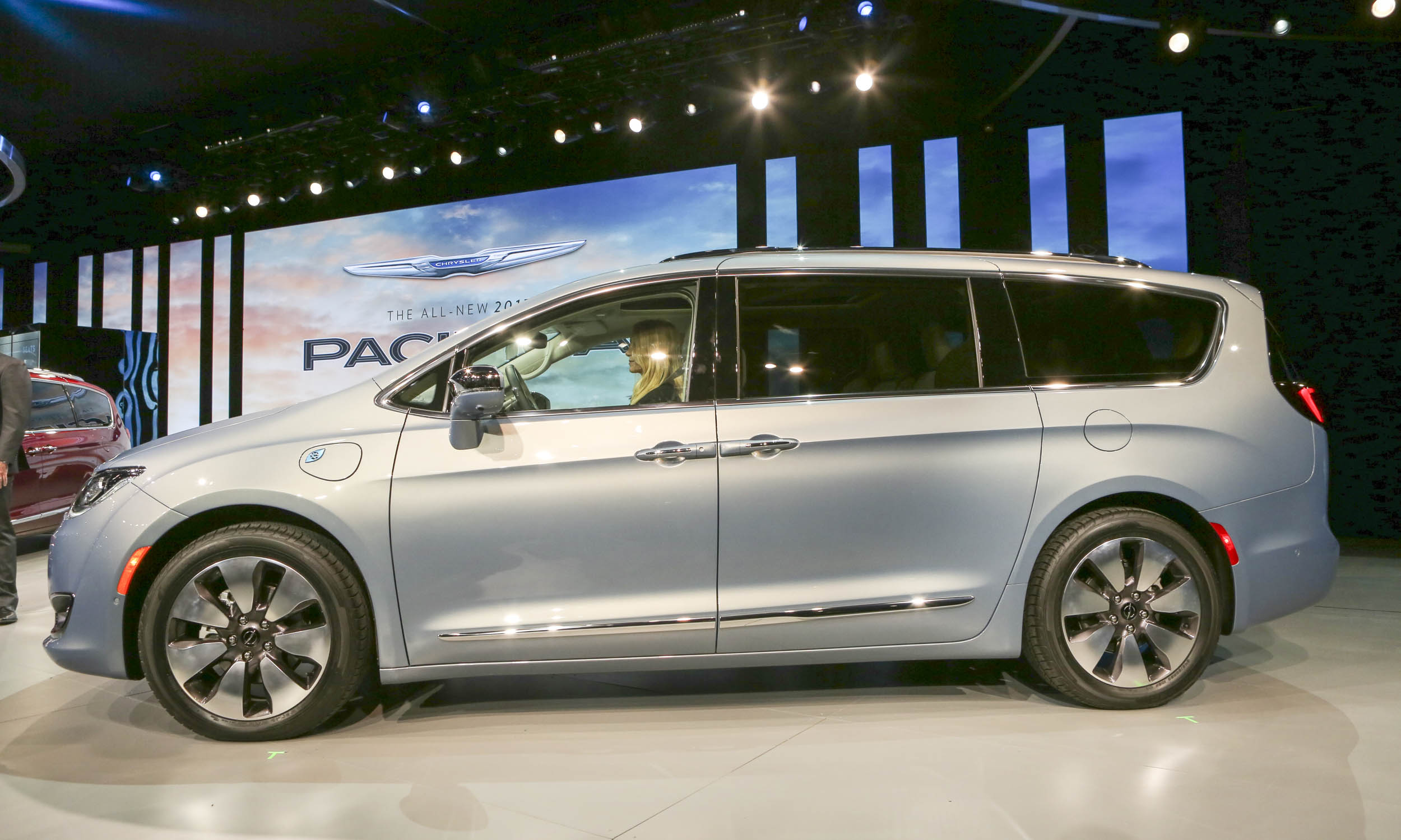 Beautiful 2016 Detroit Auto Show Chrysler Introduces Pacifica