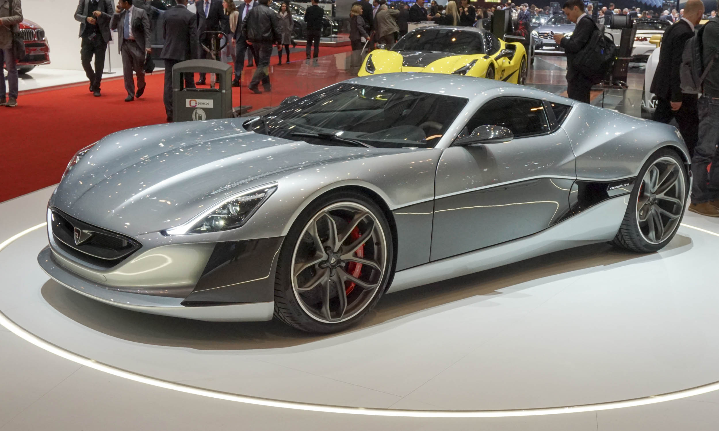 2016 Geneva Motor Show High Performance Rides