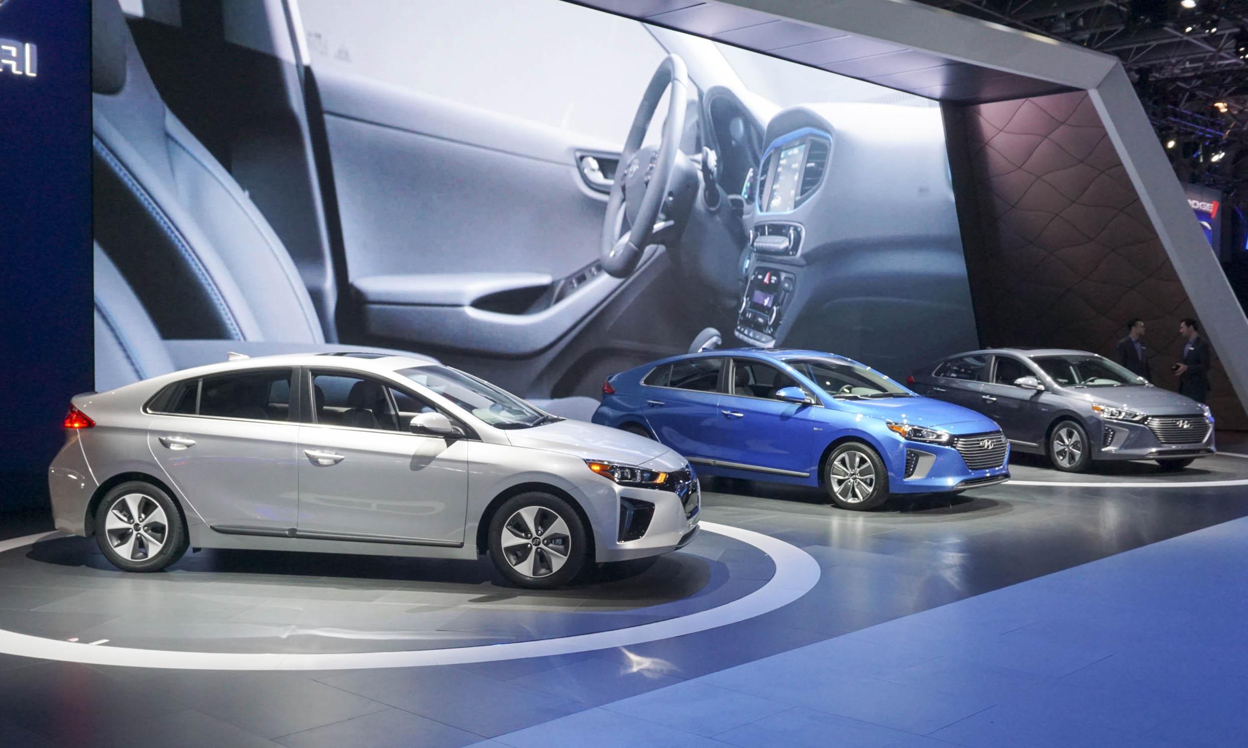 New York Auto Show Autonxt
