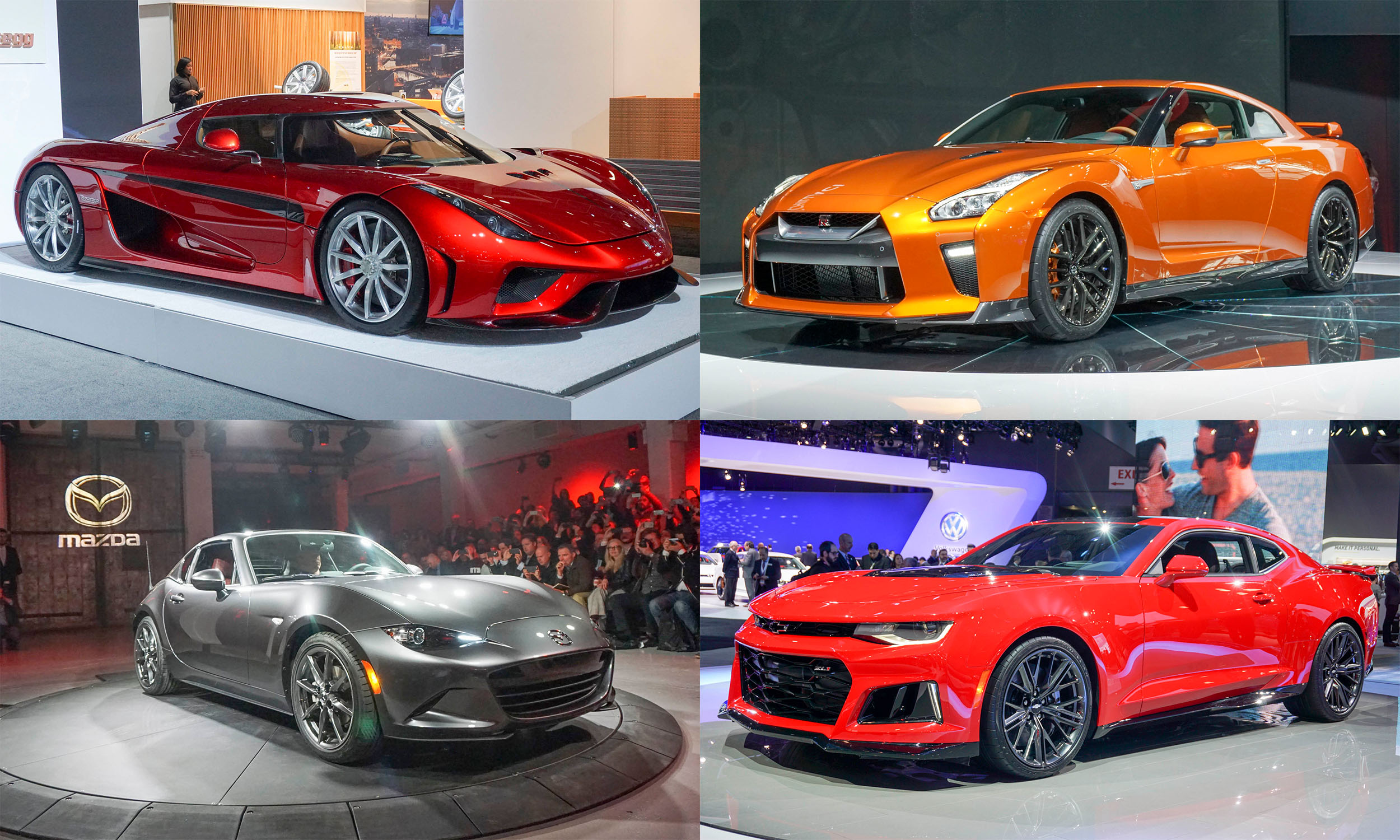 Car Shows In Ny - New York Auto Show Performance Sports Cars Autonxt