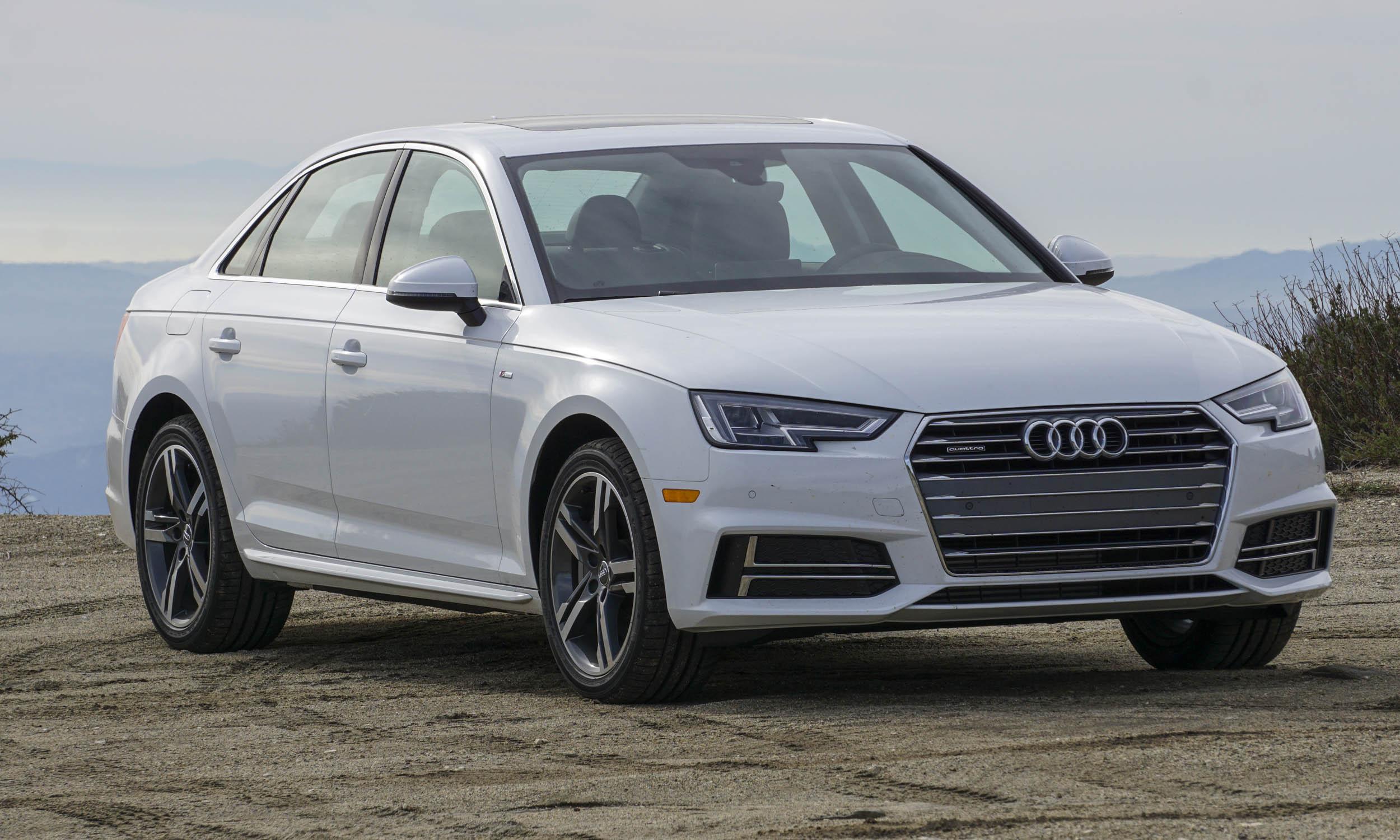 White Audi 2017 Gallery