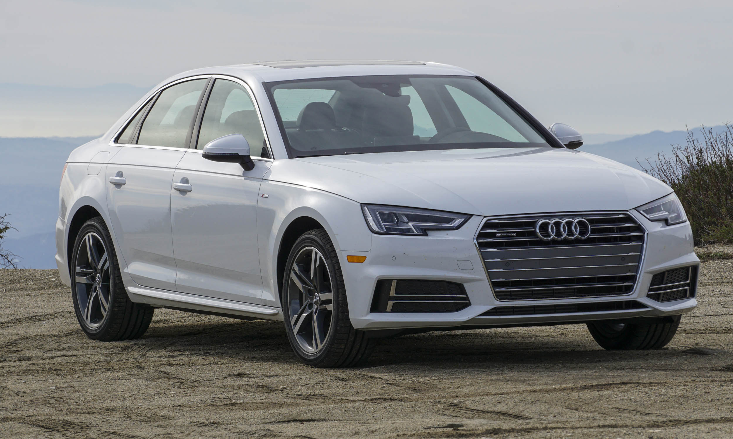 2017 Audi A4 First Drive Review
