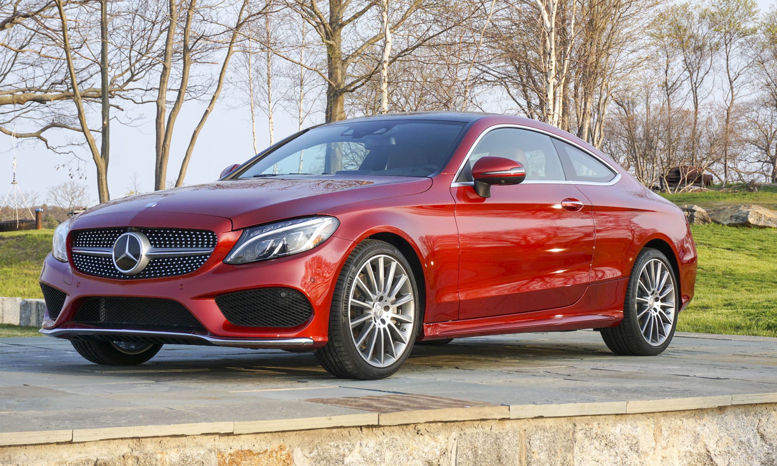 2017 mercedes benz c class coupe first drive review for 2017 mercedes benz lineup