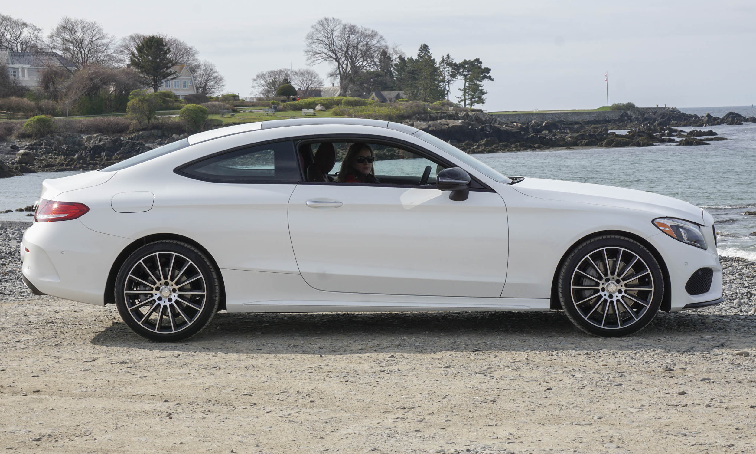 Awesome 2017 MercedesBenz CClass Coupe First Drive Review
