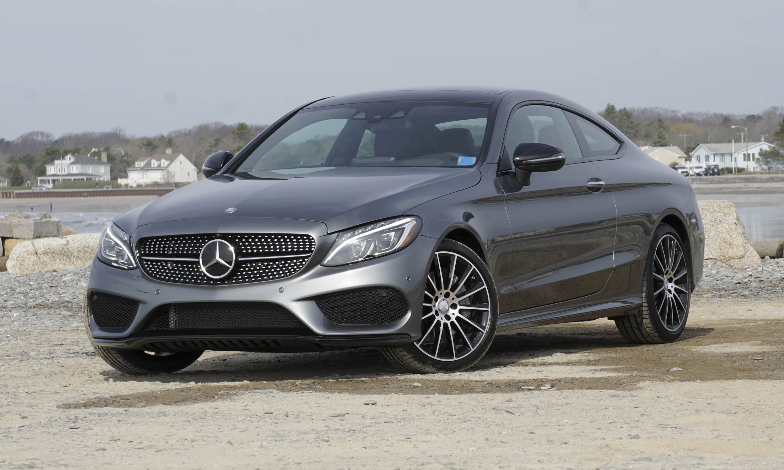 2017 mercedes benz c class coupe first drive review for Mercedes benz c 2017