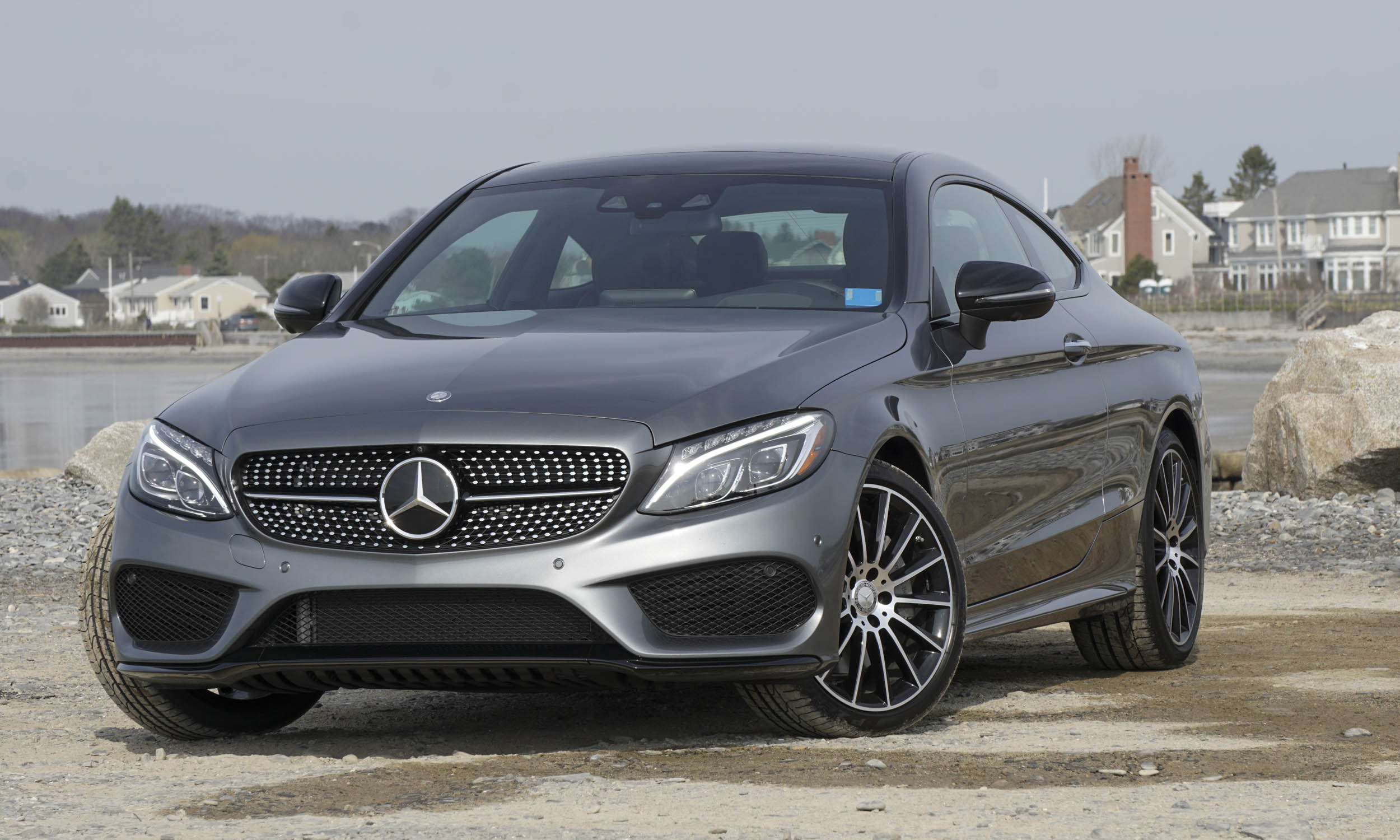 2017 Mercedes Benz C Class Coupe: First Drive Review   » AutoNXT