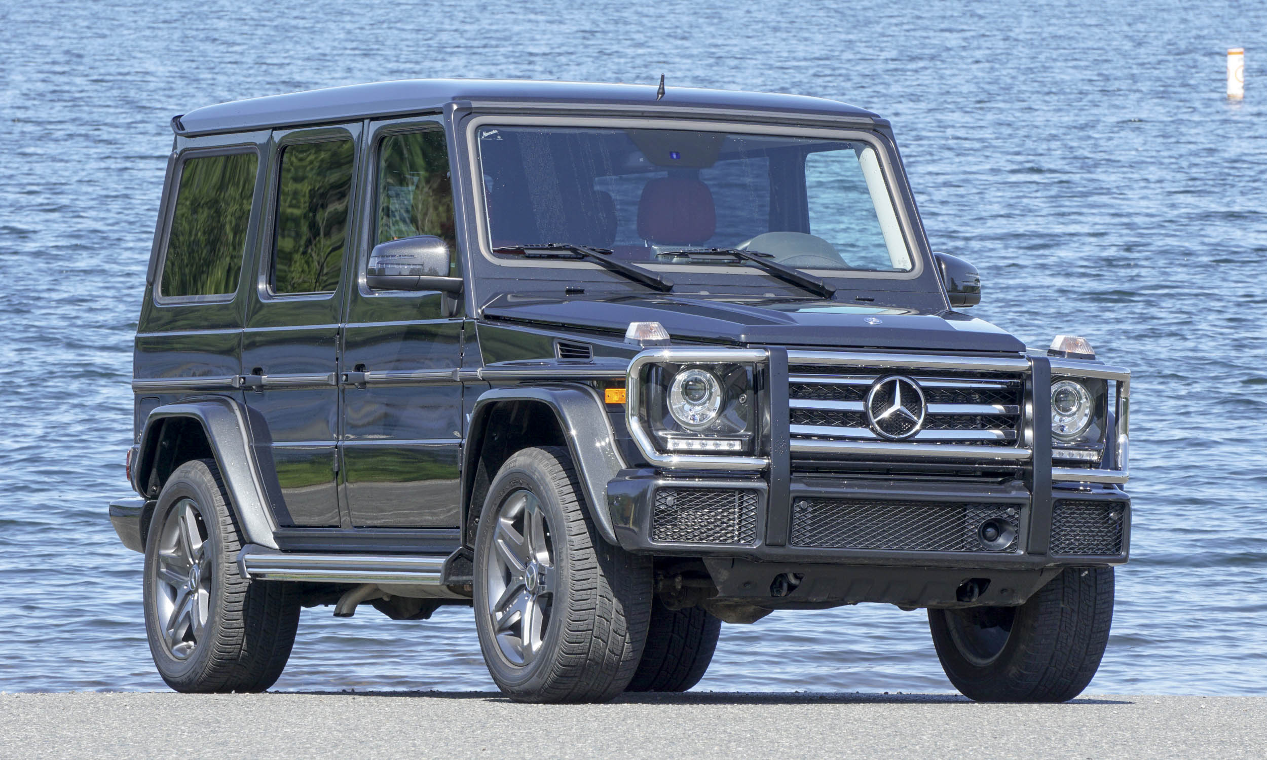 2016 mercedes benz g550 review automotive content experience. Black Bedroom Furniture Sets. Home Design Ideas