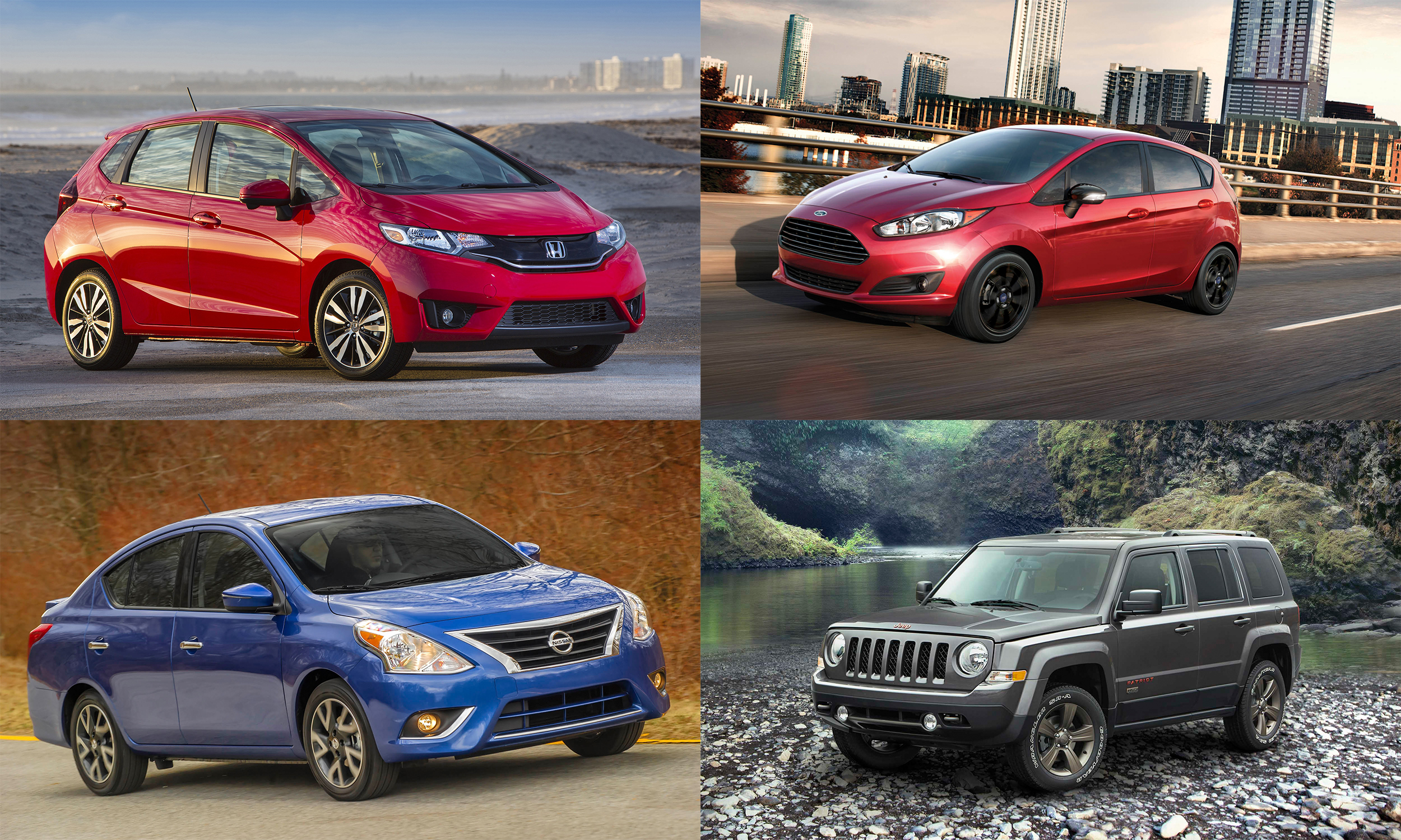 cf19f0223d4f Least Expensive New Cars in America - » AutoNXT