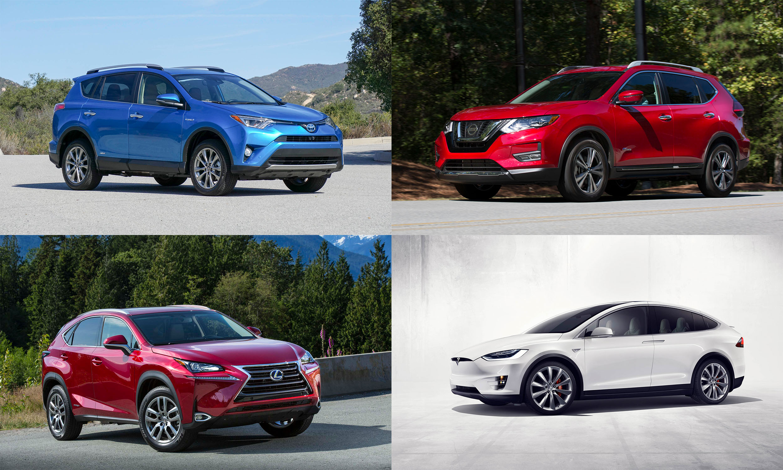 Most Fuel Efficient Suvs Of 2017