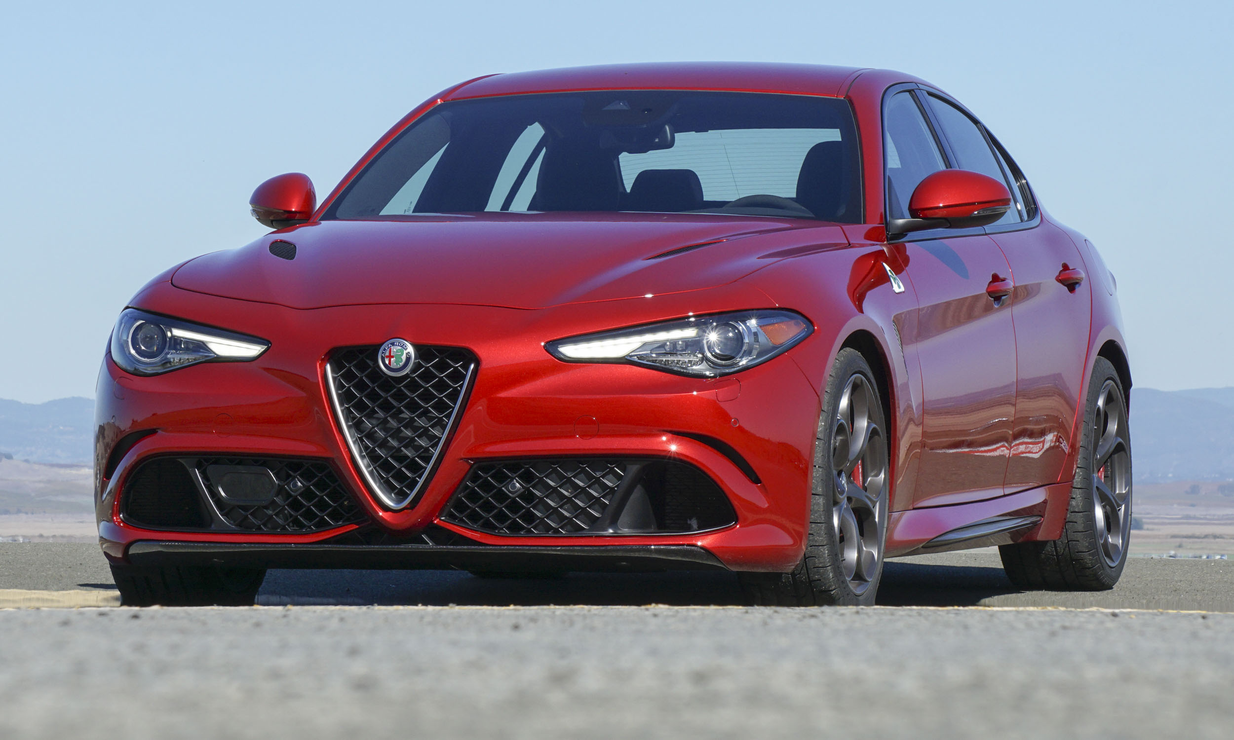 2017 Alfa Romeo Giulia First Drive Review Autonxt Springs