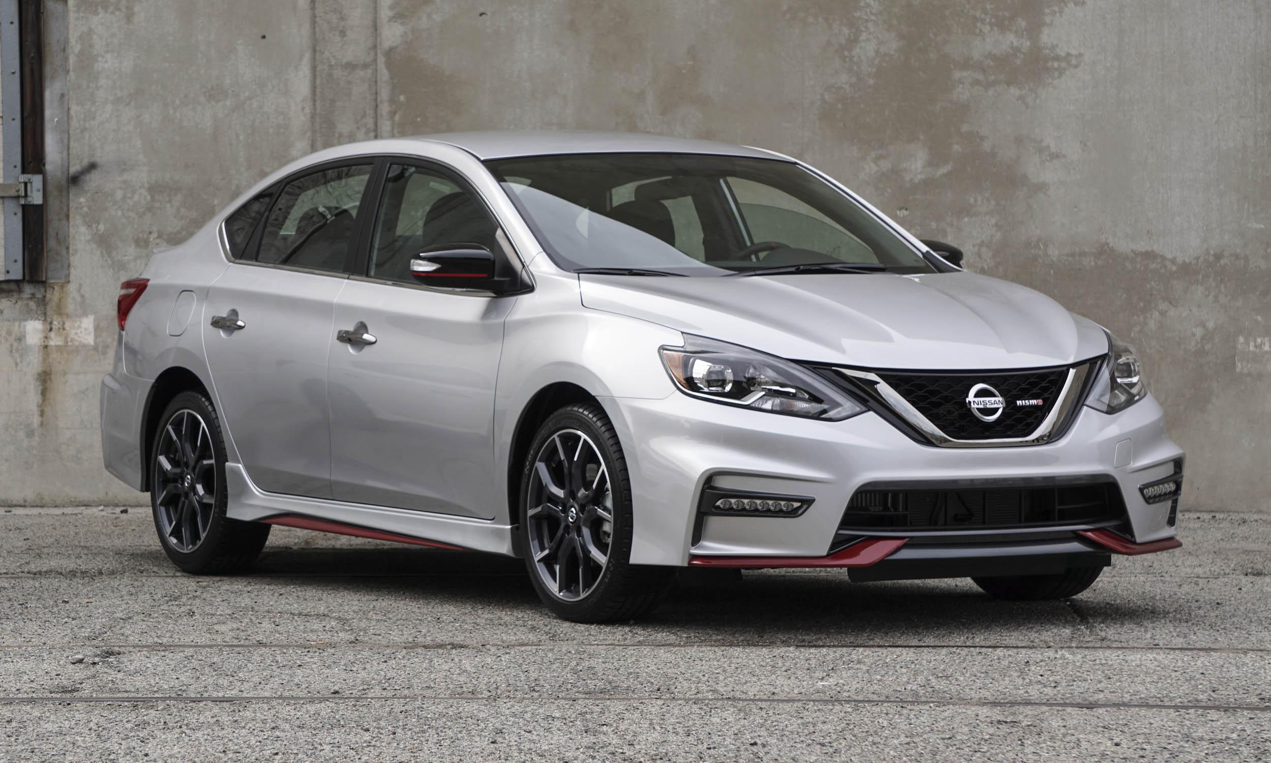 2017 Nissan Sentra Nismo First Look Autonxt