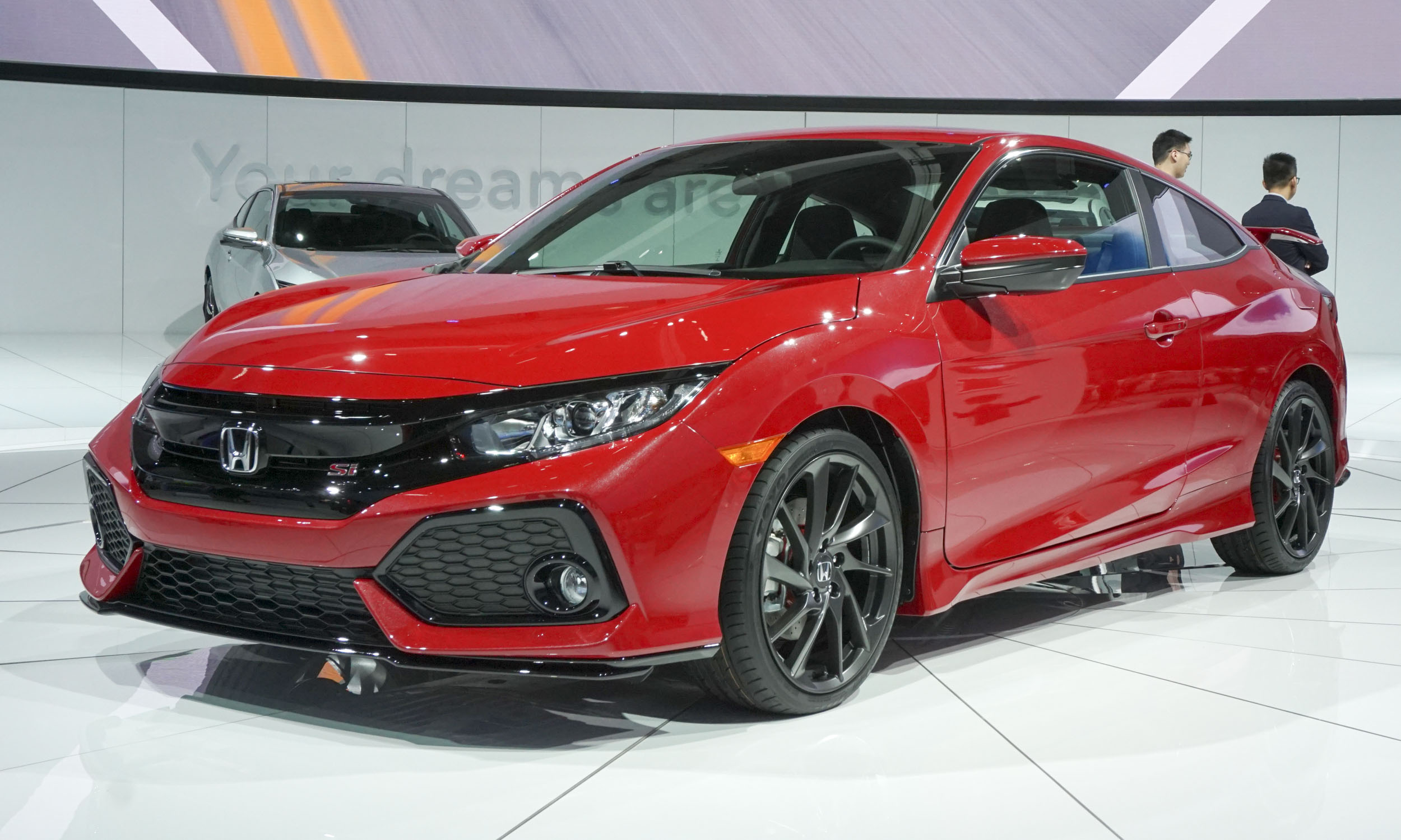 Top concept cars of 2016 autonxt for Honda civic si automatic
