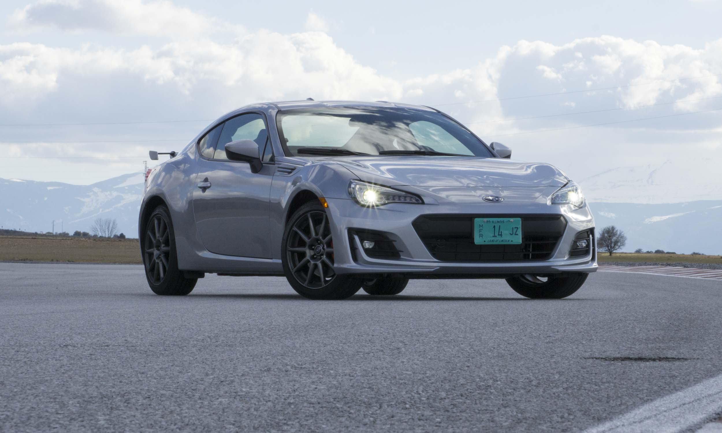 2017 subaru brz first drive review autonxt