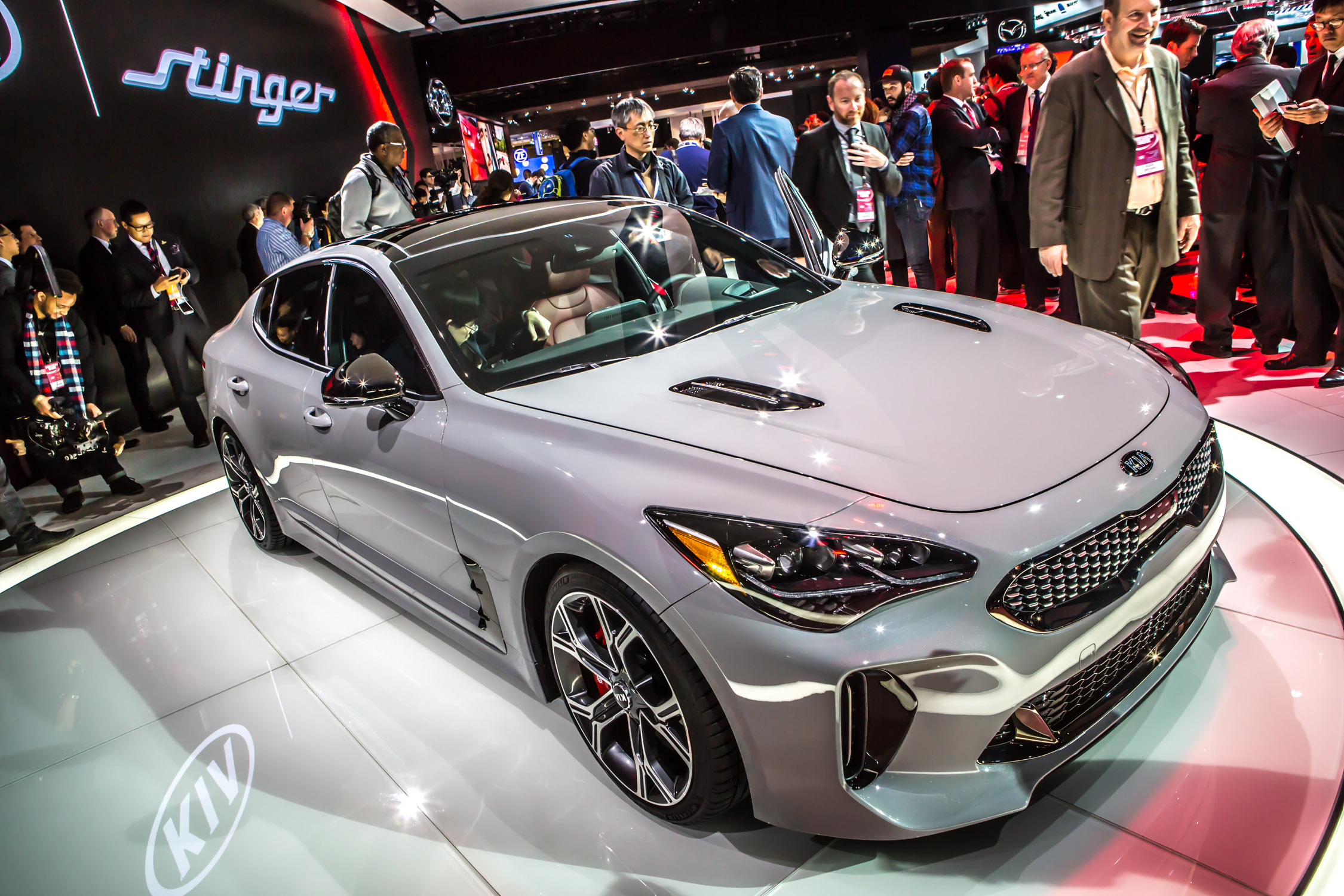 2017 Detroit Auto Show: Photo Highlights » AutoNXT