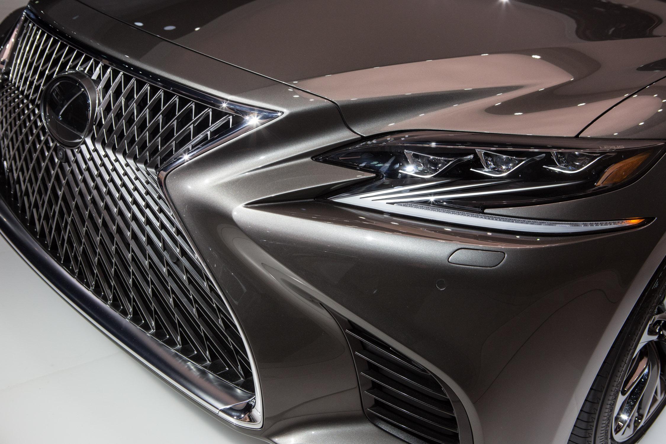 Detroit Auto Show Photo Highlights AutoNXT - Year one car show 2018