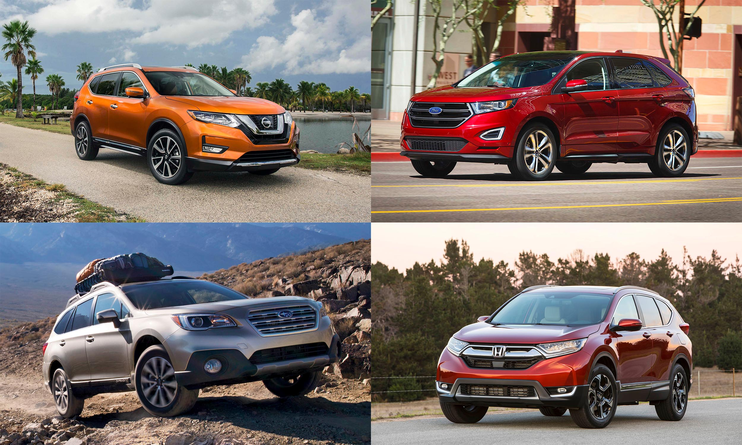 Best Ing Suvs In America