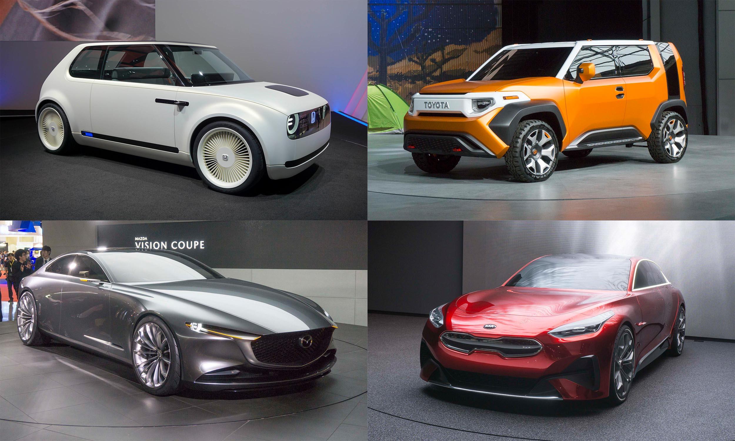 Top Concept Cars Of 2017 Autonxt The Electric Car Chevrolet Fnr