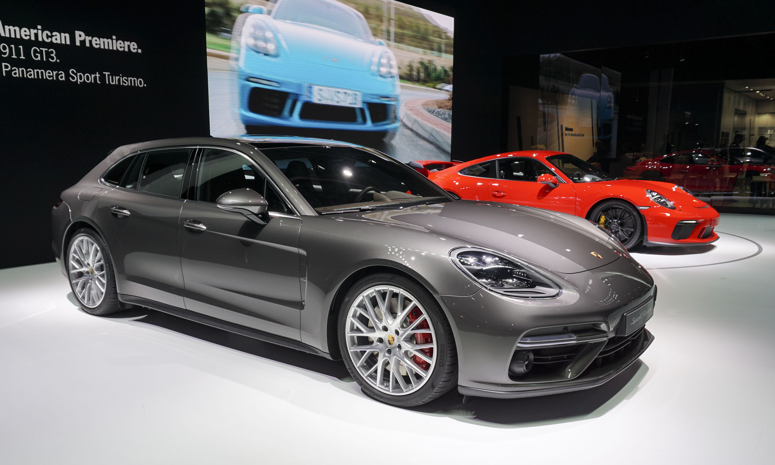 2017 New York Auto Show Top Cars