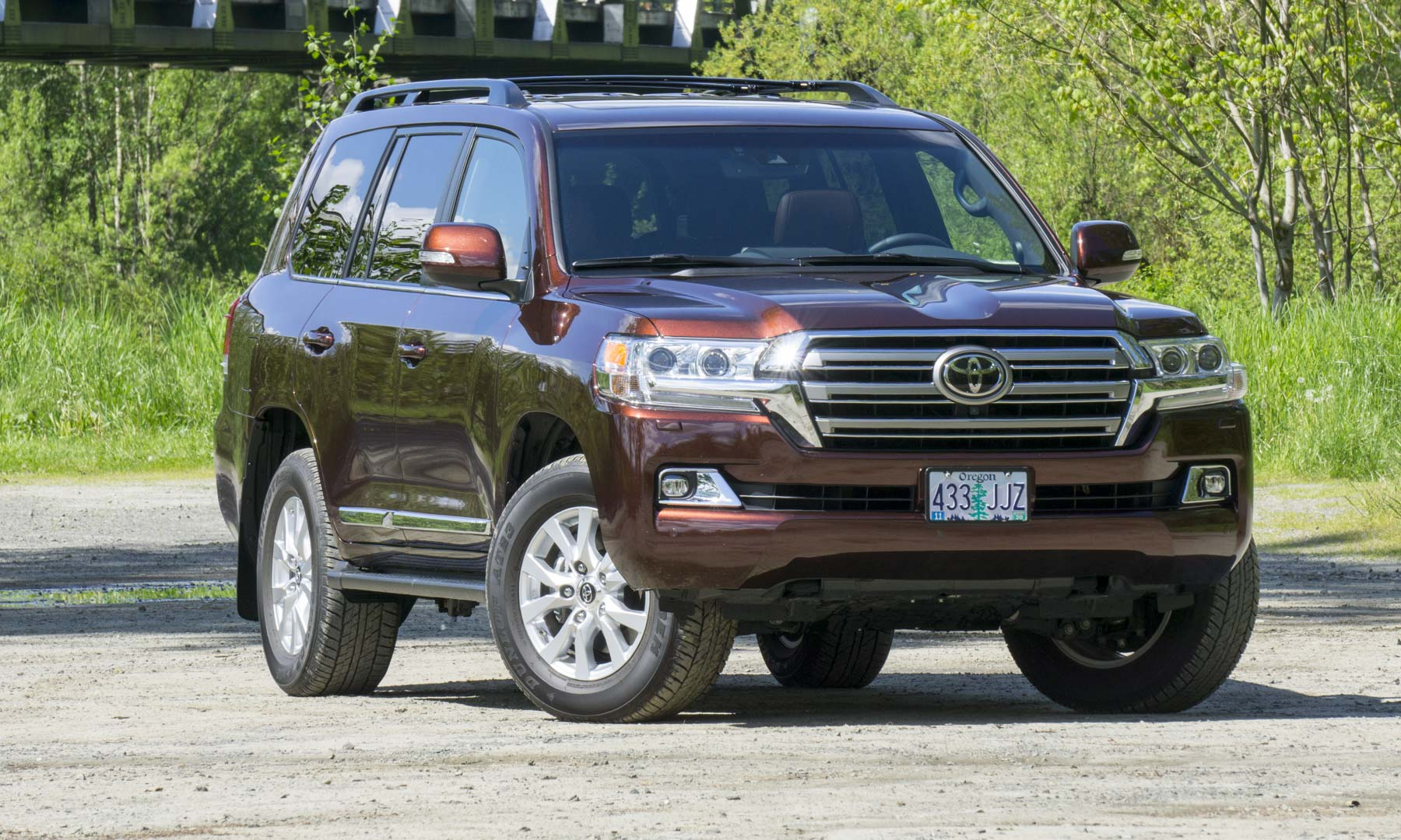 2017 Toyota Land Cruiser: Review   » AutoNXT