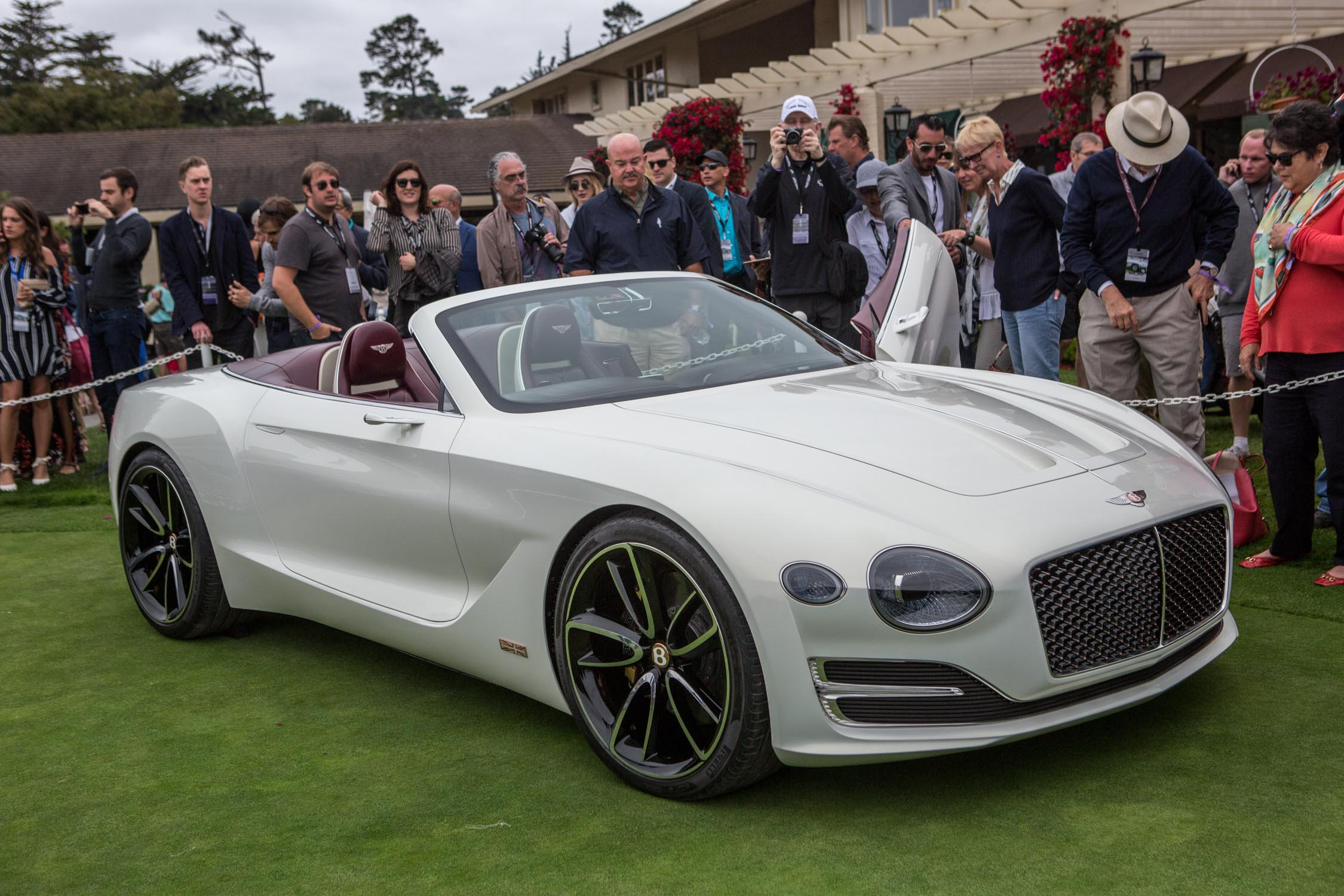 Pebble Beach Concours Concept Cars AutoNXT - Pebble beach car show 2018