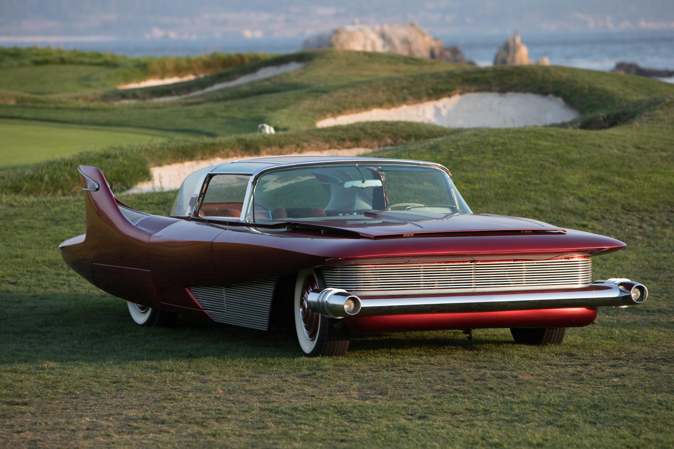 2017 Pebble Beach Concours: American Dream Cars of the 1960s - » AutoNXT