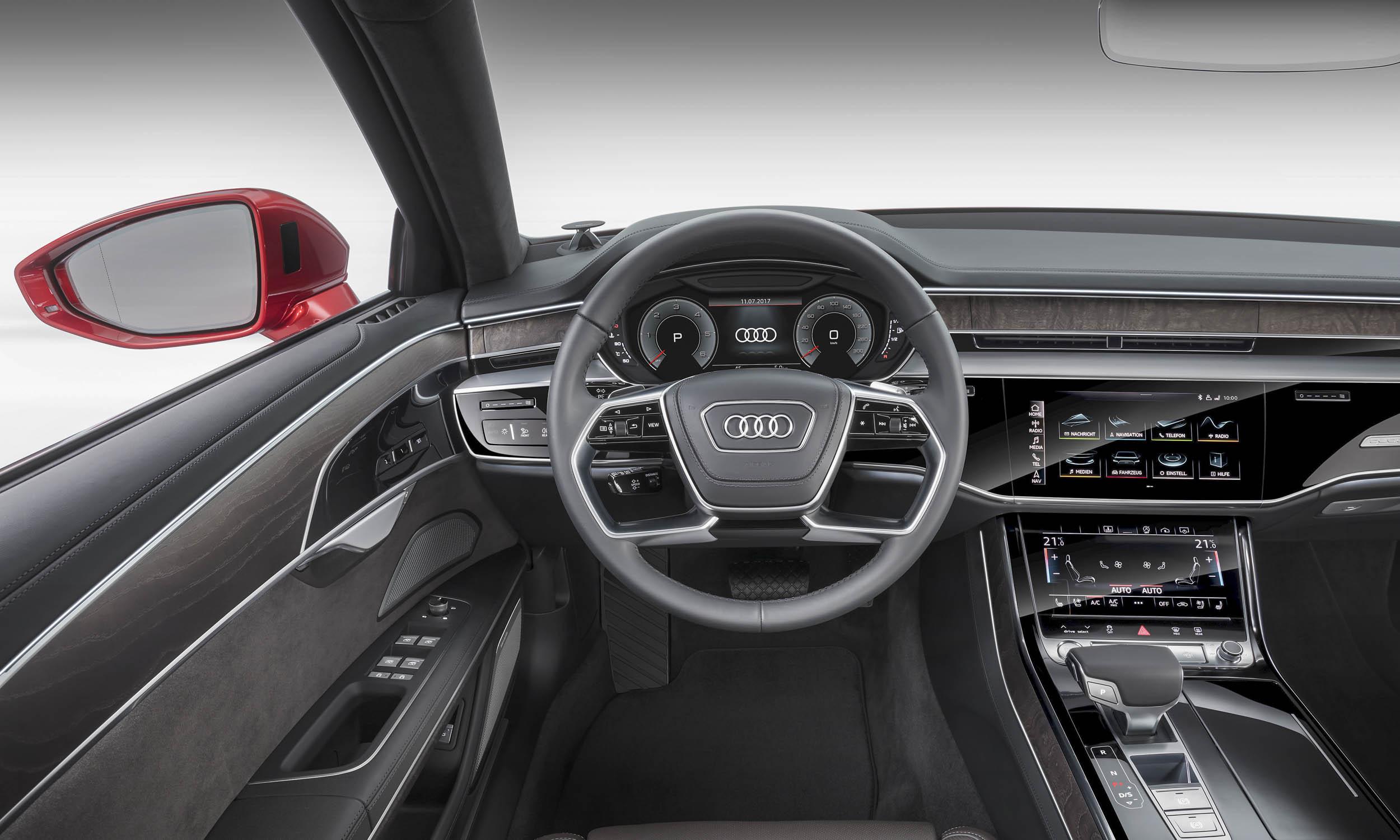 2019 Audi A8 First Look 187 Autonxt