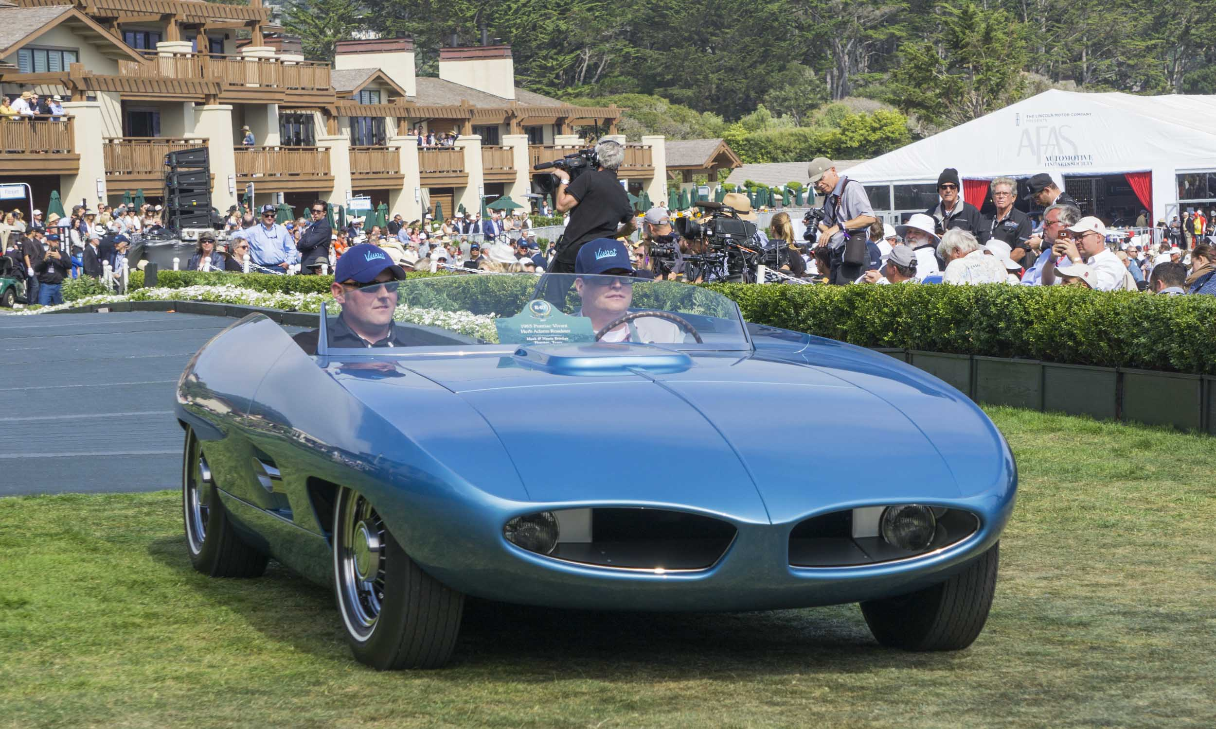 2017 Pebble Beach Concours Class Winners 187 Autonxt