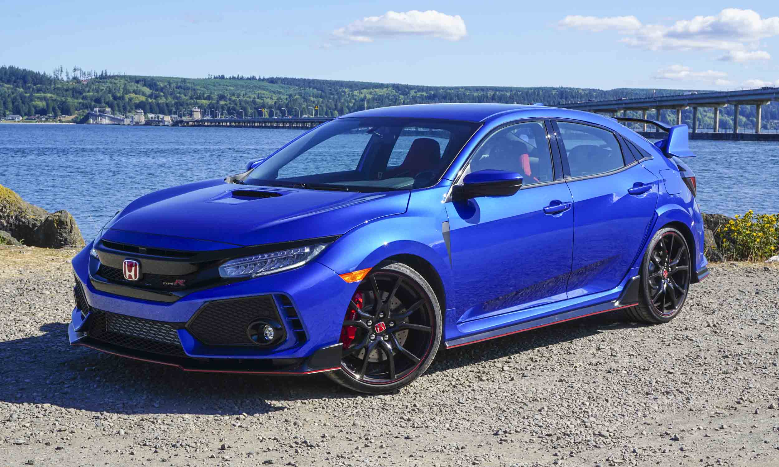 2017 Honda Civic Type R First Drive Review
