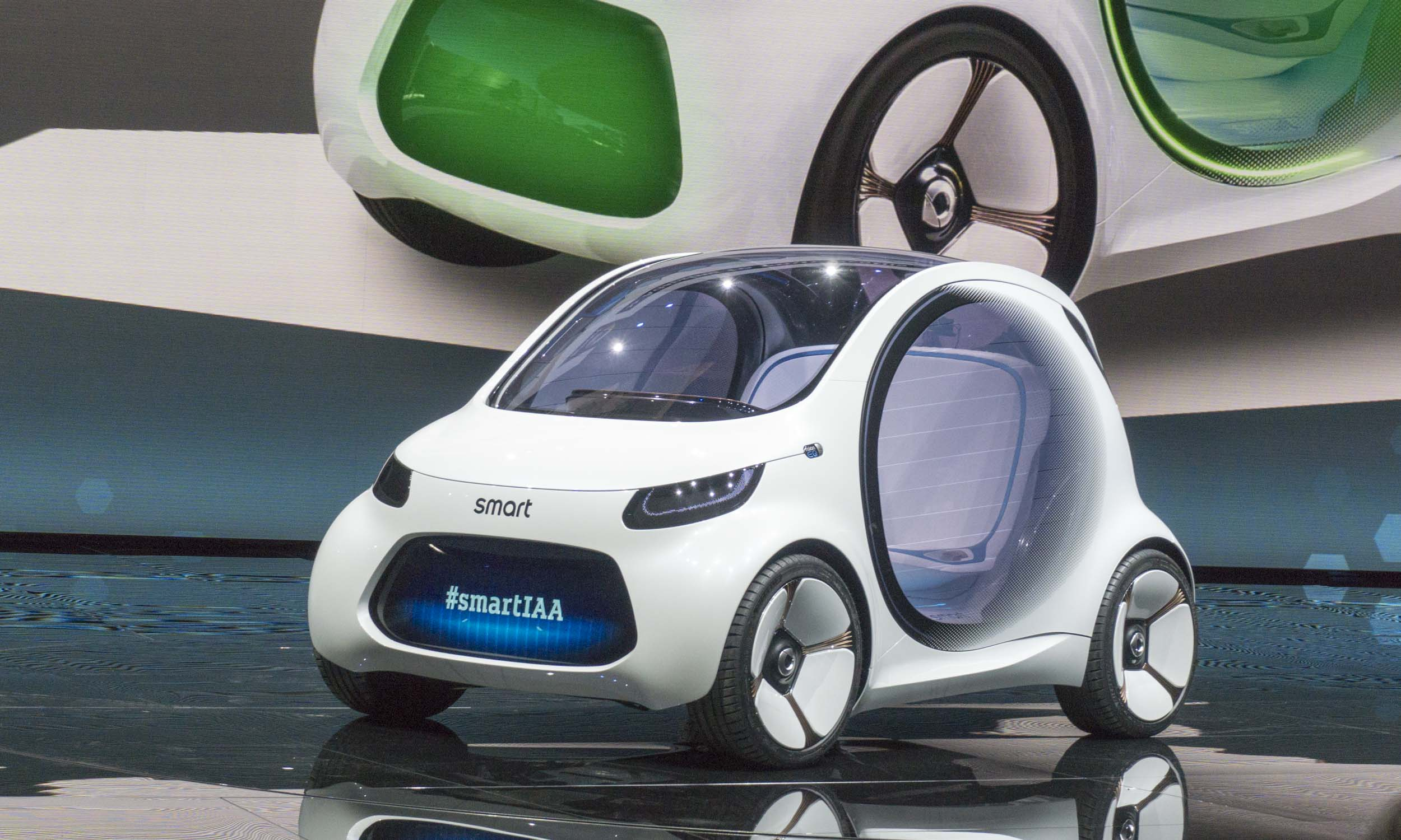 Top Concept Cars Of 2017 Autonxt The Electric Car Chevrolet Fnr Perry Stern Automotive Content Experience