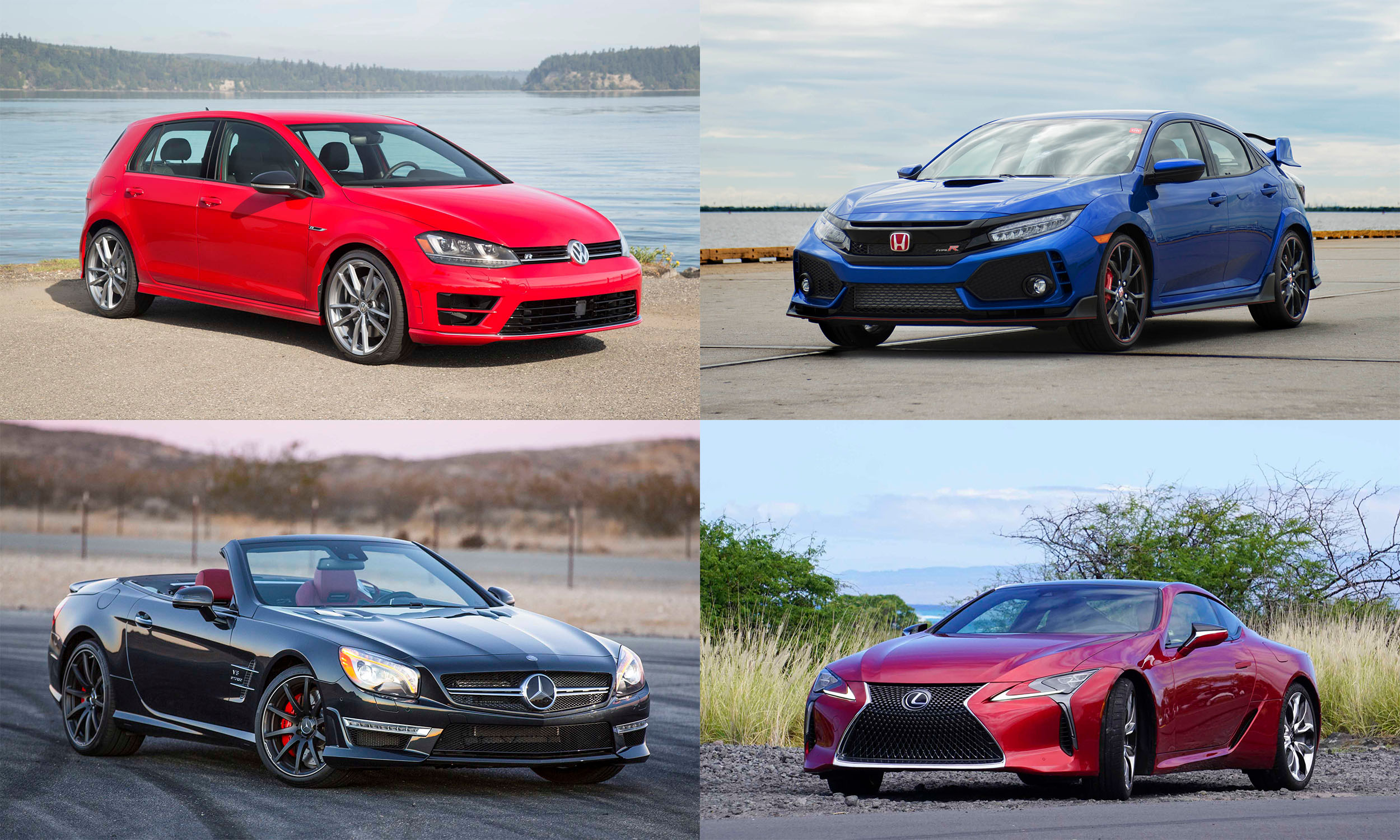 Fuel Efficient High Performance Cars