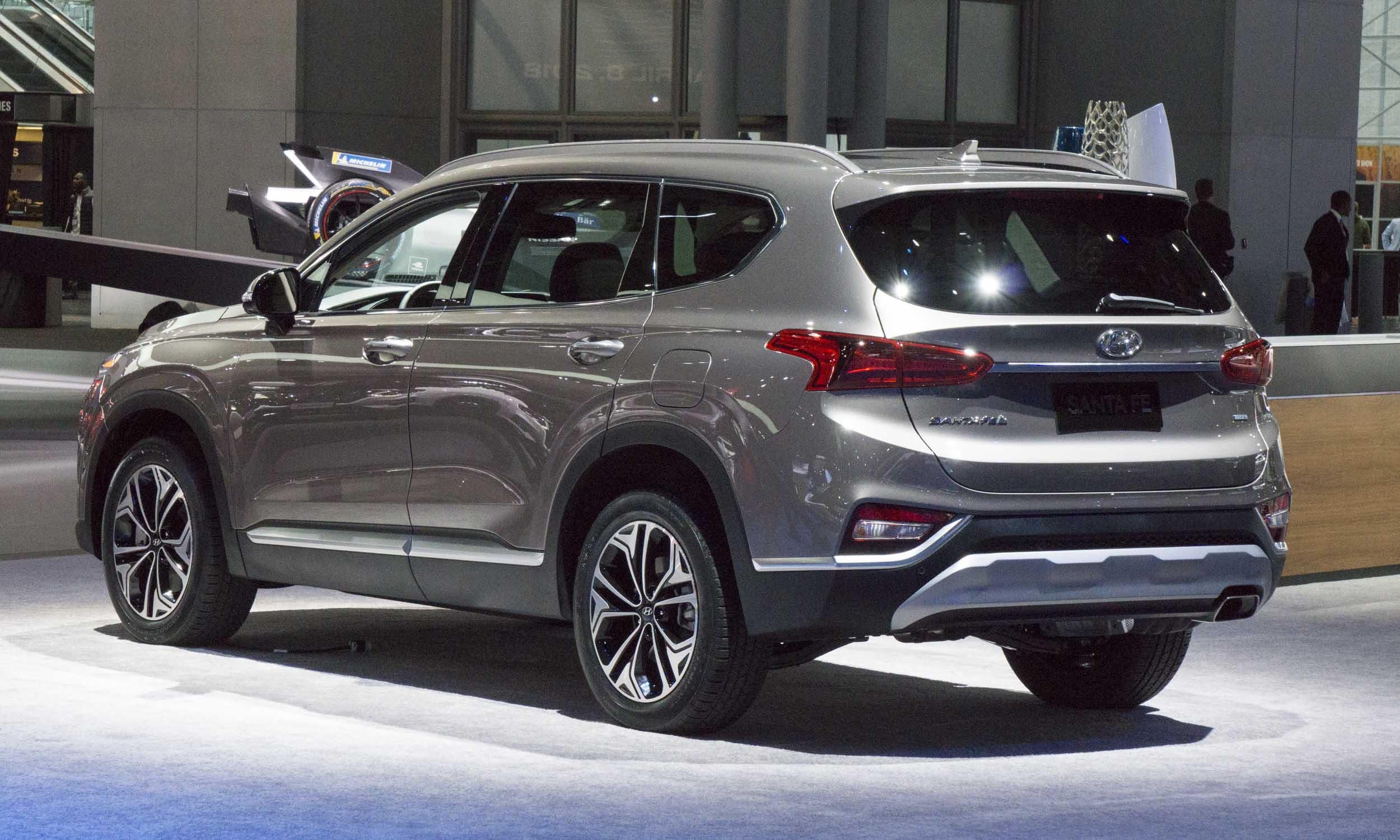 Santa Fe Towing U003eu003e 2018 New York Auto Show: Photo Highlights   » AutoNXT