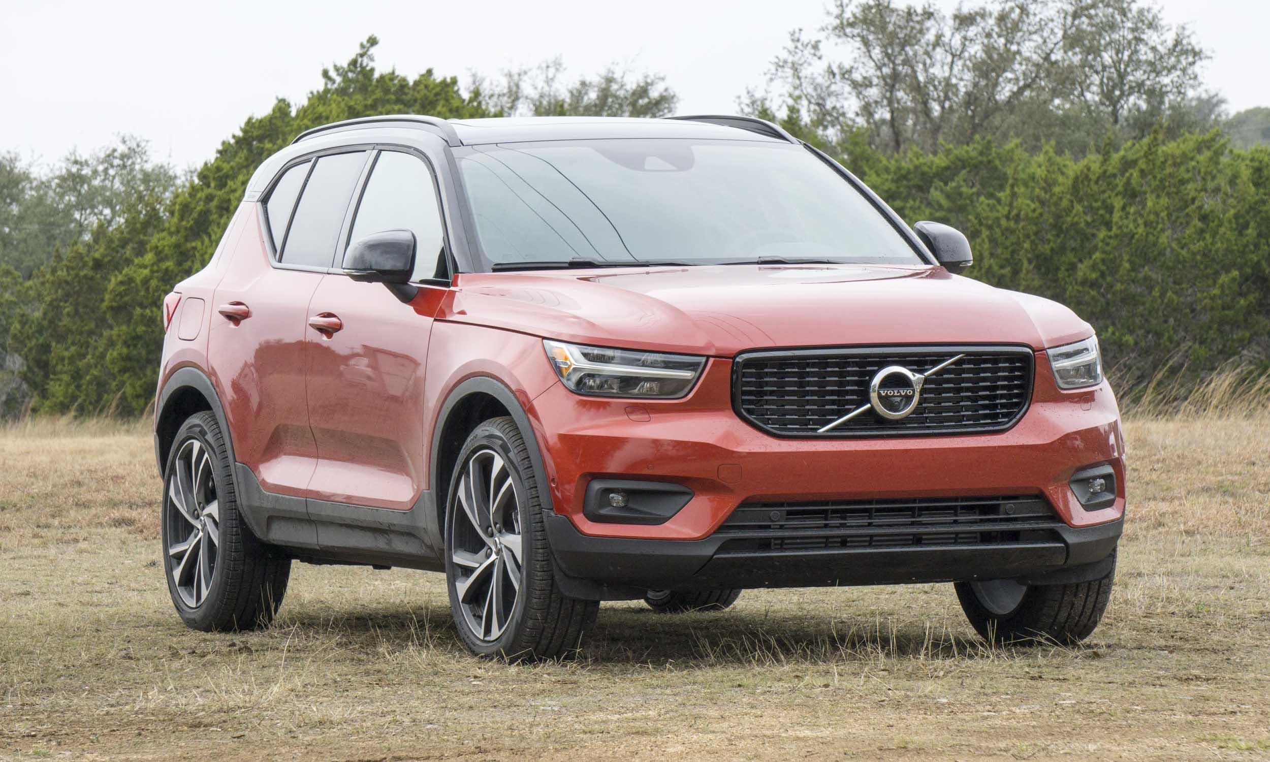 2019 Volvo Xc40 First Drive Review Autonxt