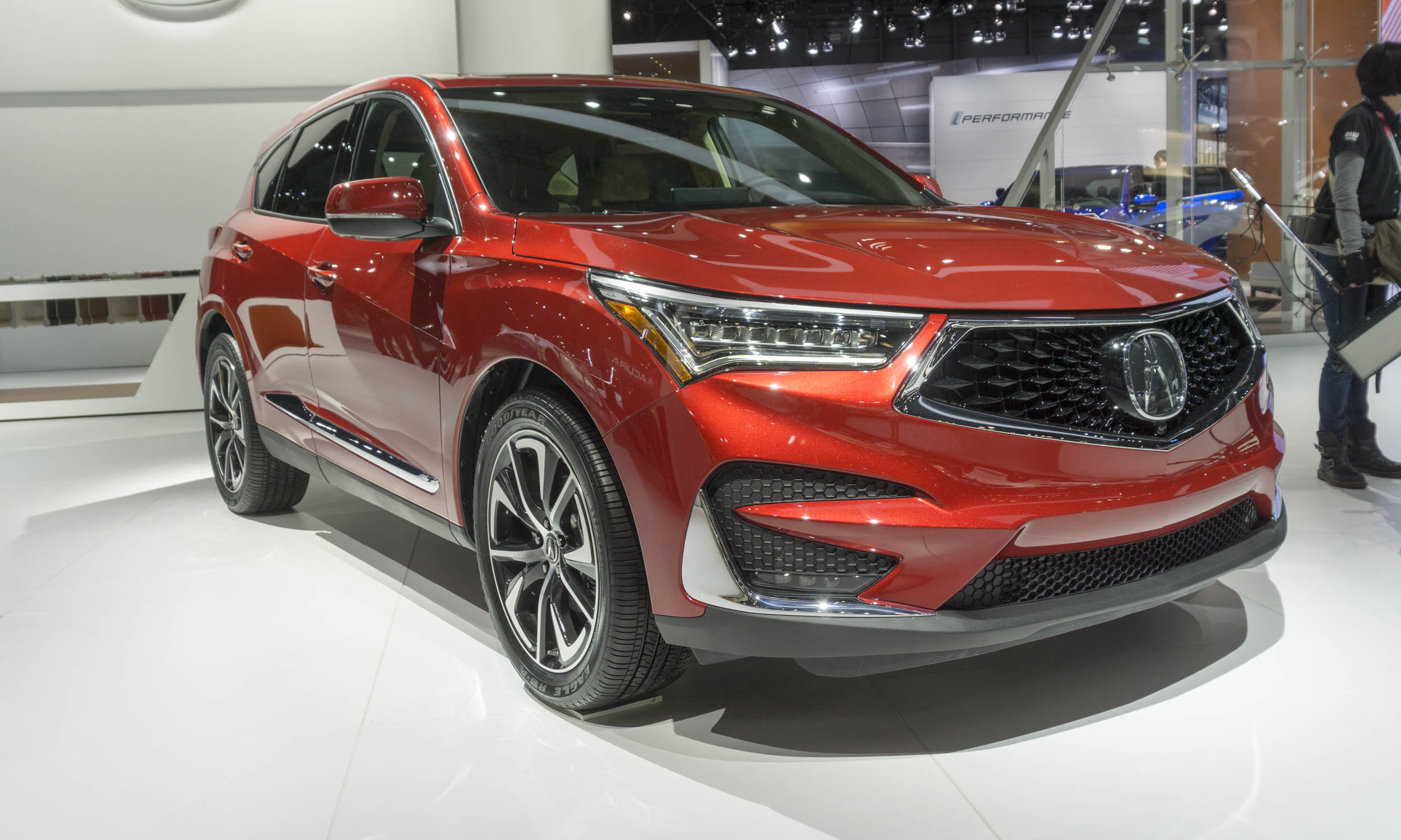 2018 new york auto show photo highlights autonxt for Sunny king honda oxford al