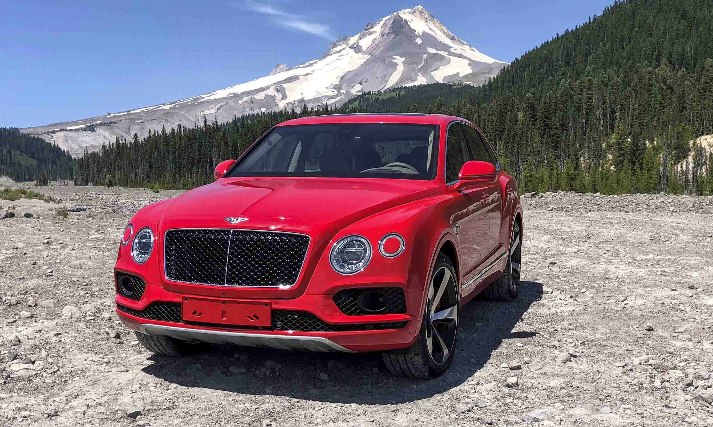 2019 Bentley Bentayga V8 First Drive Review Autonxt