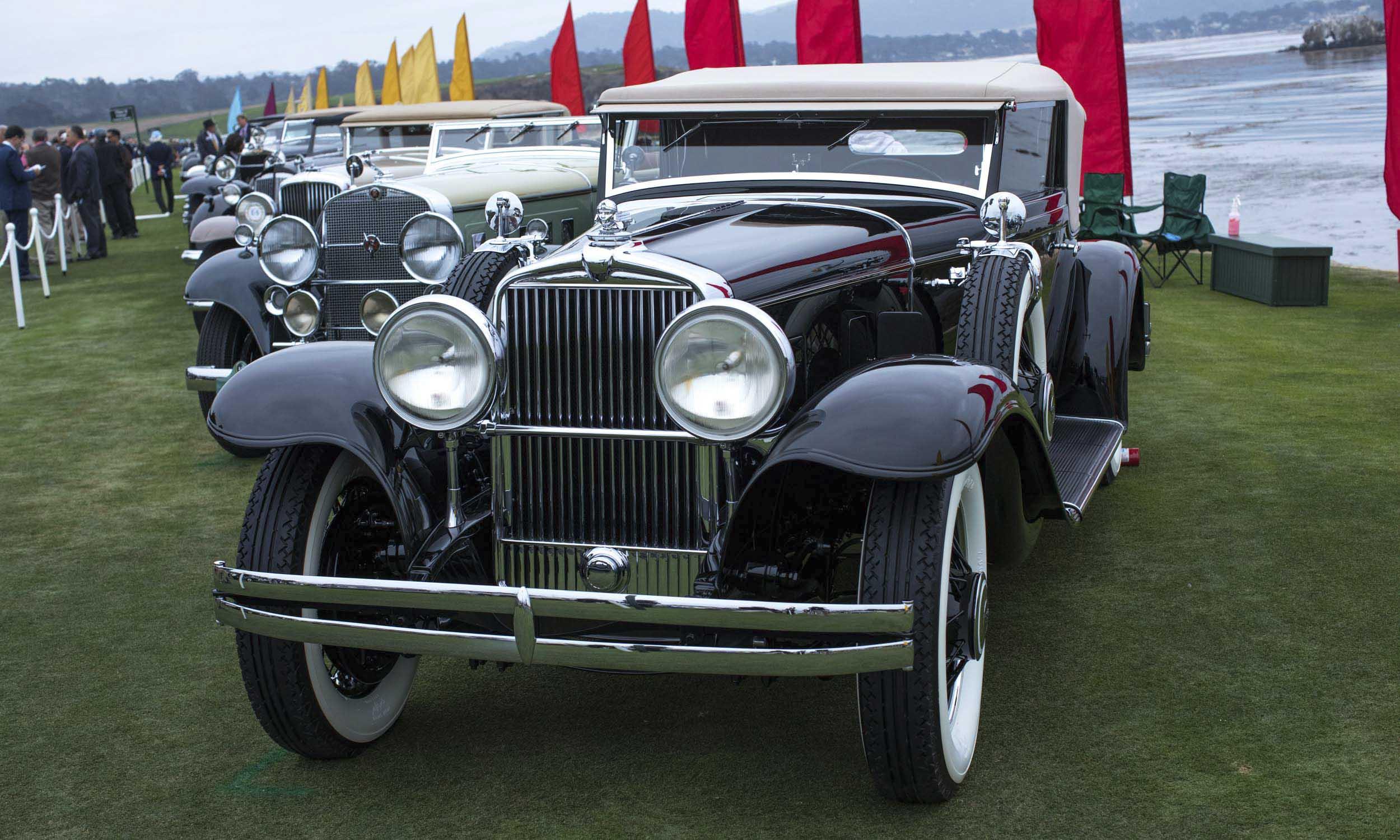 Pebble Beach Car Show >> 2018 Pebble Beach Concours Photo Highlights Autonxt