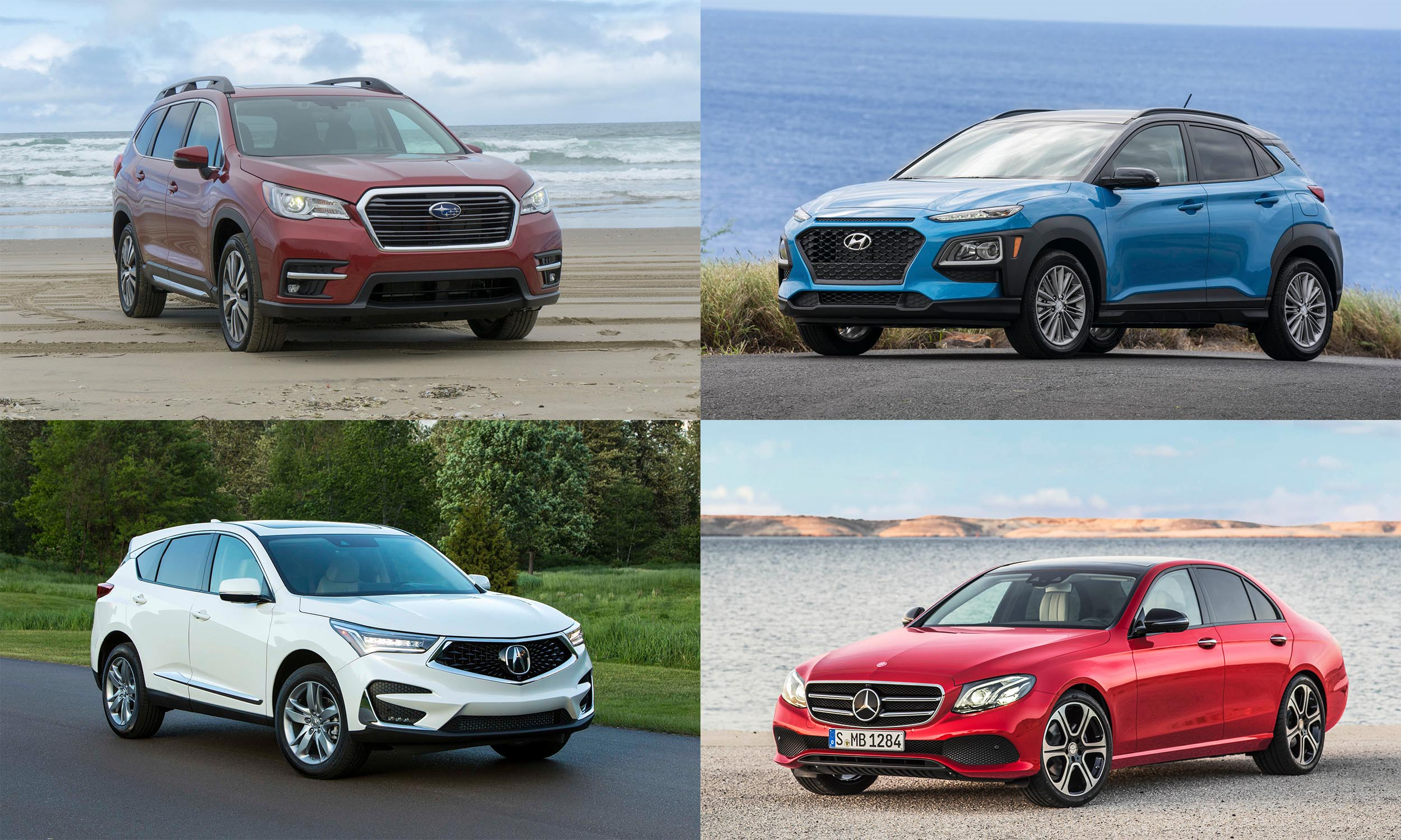 Safest New Cars In America
