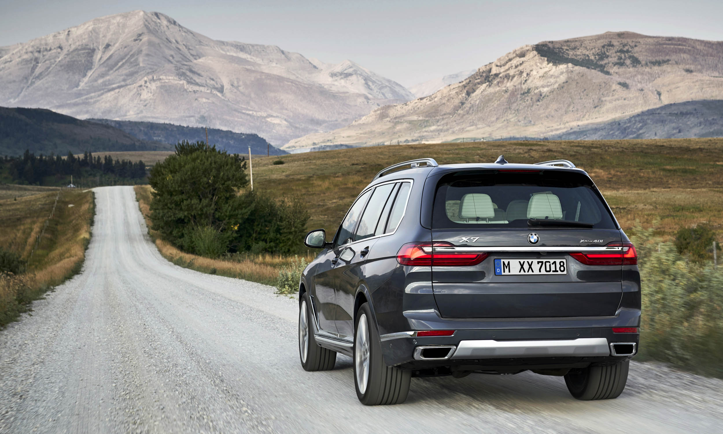2019 BMW X7: First Look