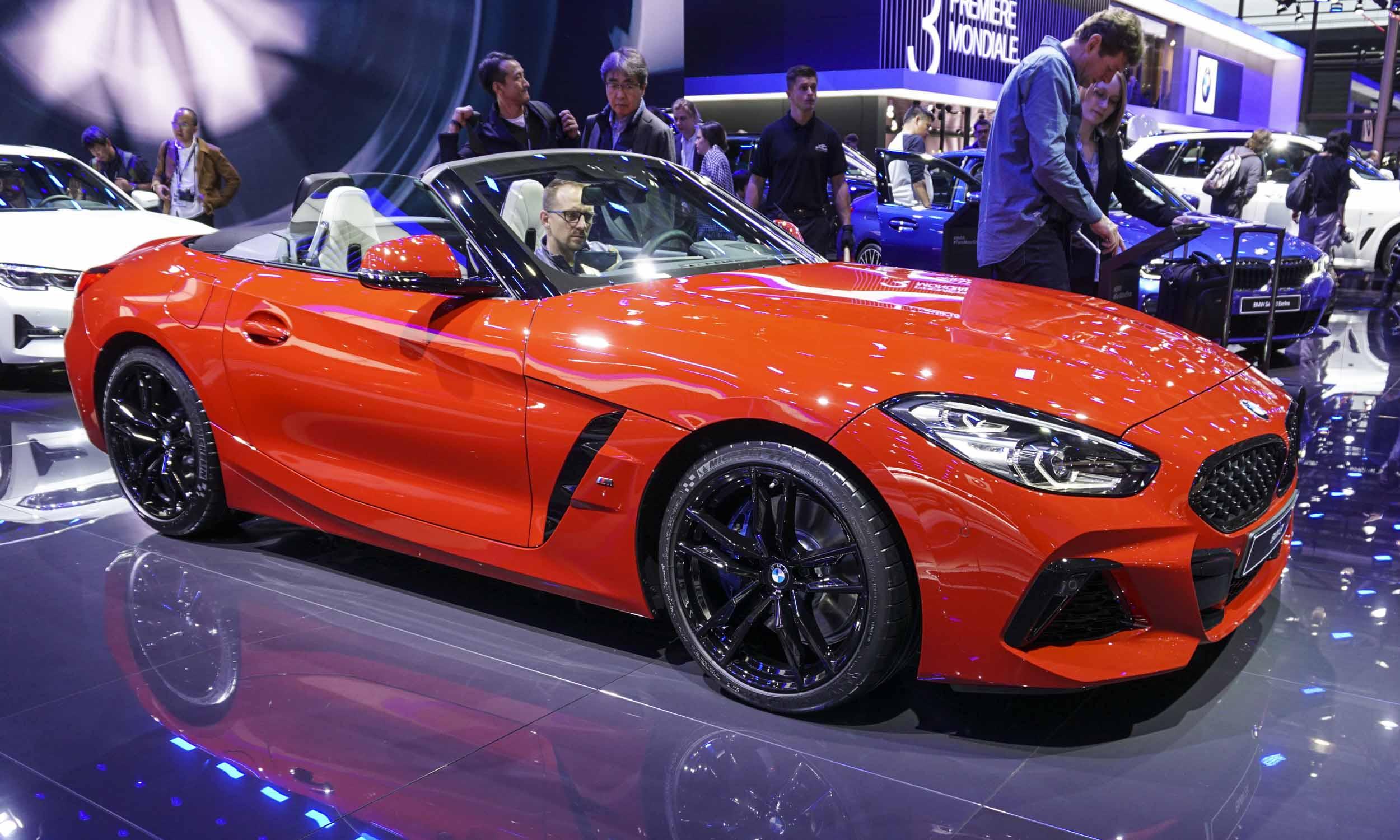 2018 Paris Motor Show Top Cars 187 Autonxt
